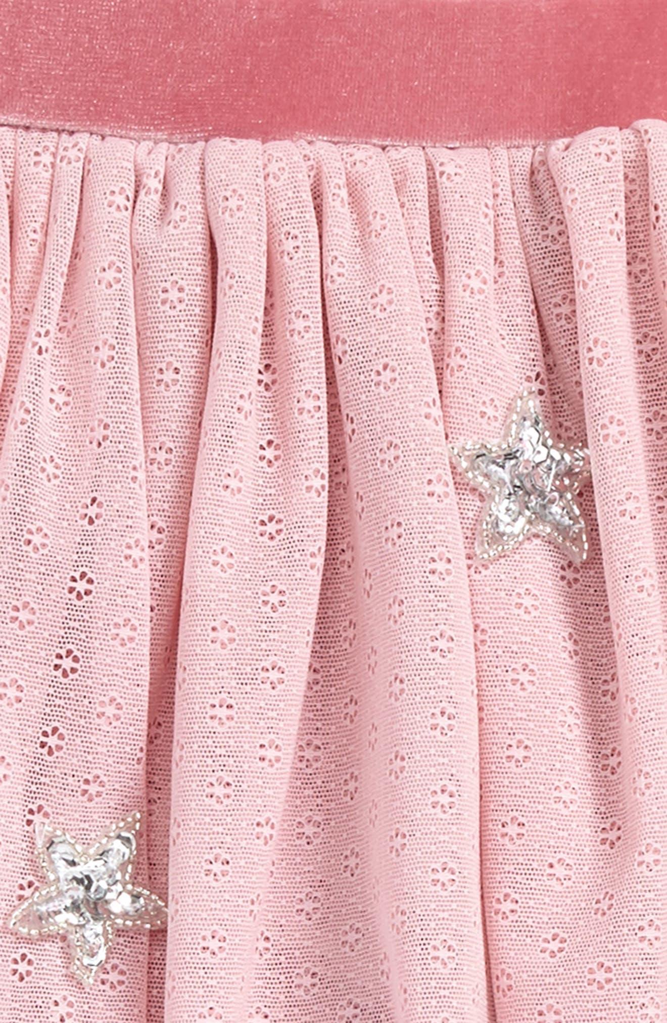 Rosalie Tutu Leggings,                             Alternate thumbnail 2, color,                             Pomegranate