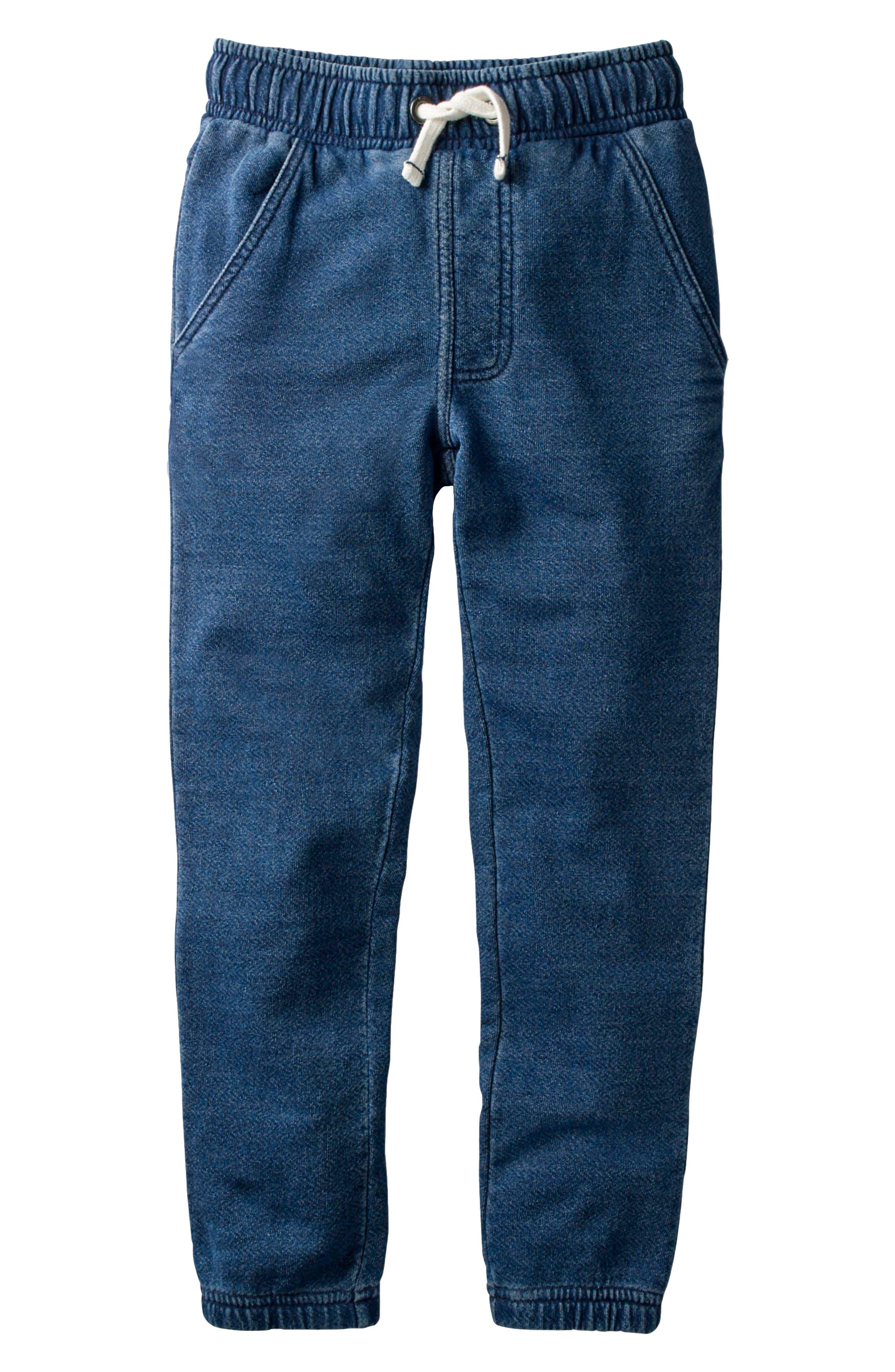 Jogger Pants,                         Main,                         color, Indigo Blue