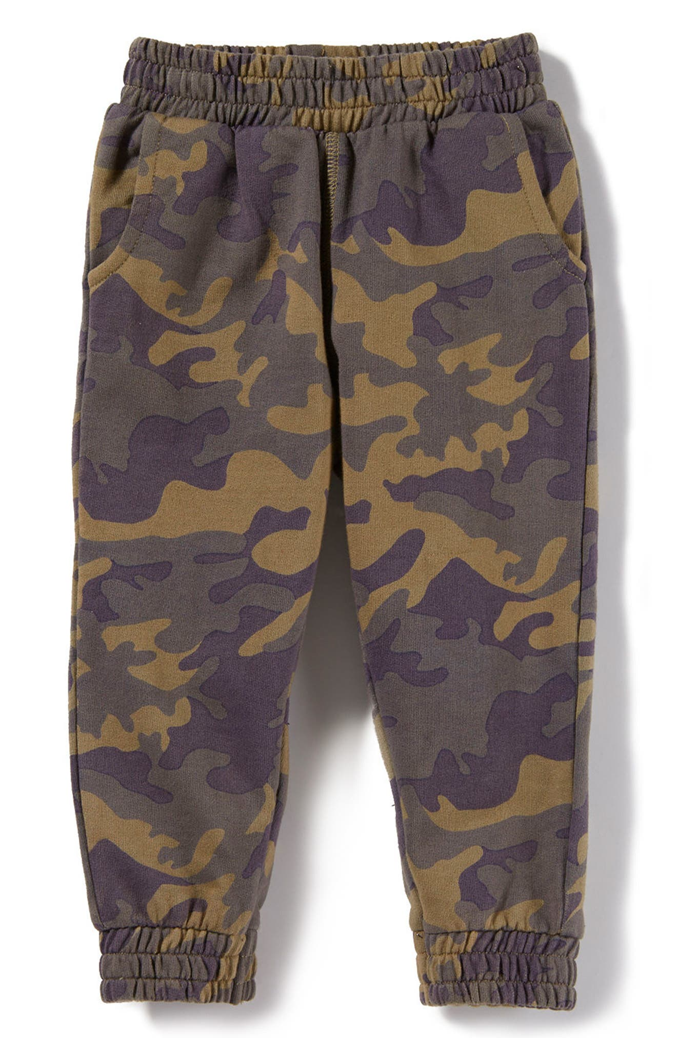 Peek Camo Jogger Pants (Baby Boys)