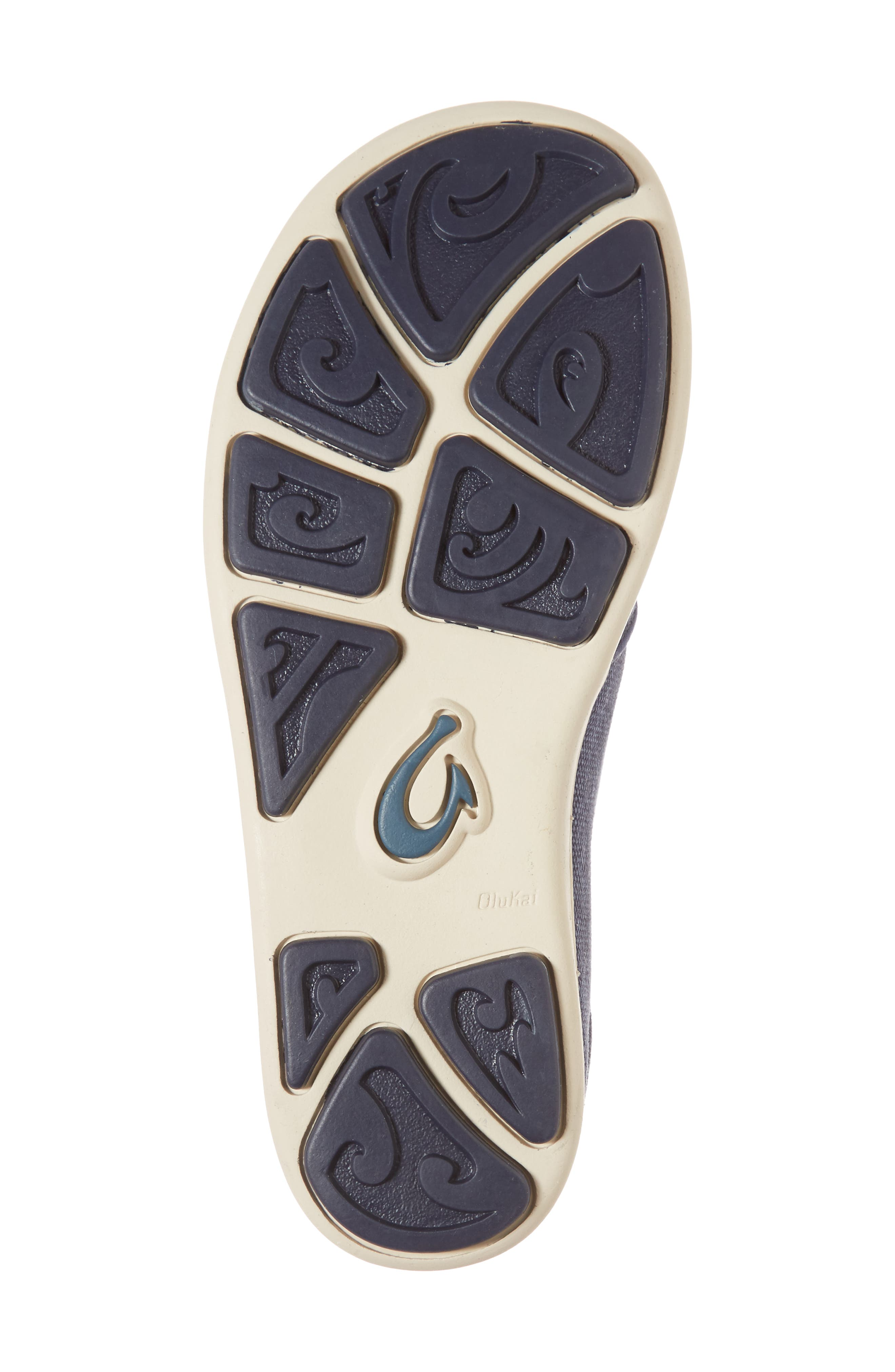 Nohea Lole Collapsible Slip-On,                             Alternate thumbnail 6, color,                             Trench Blue