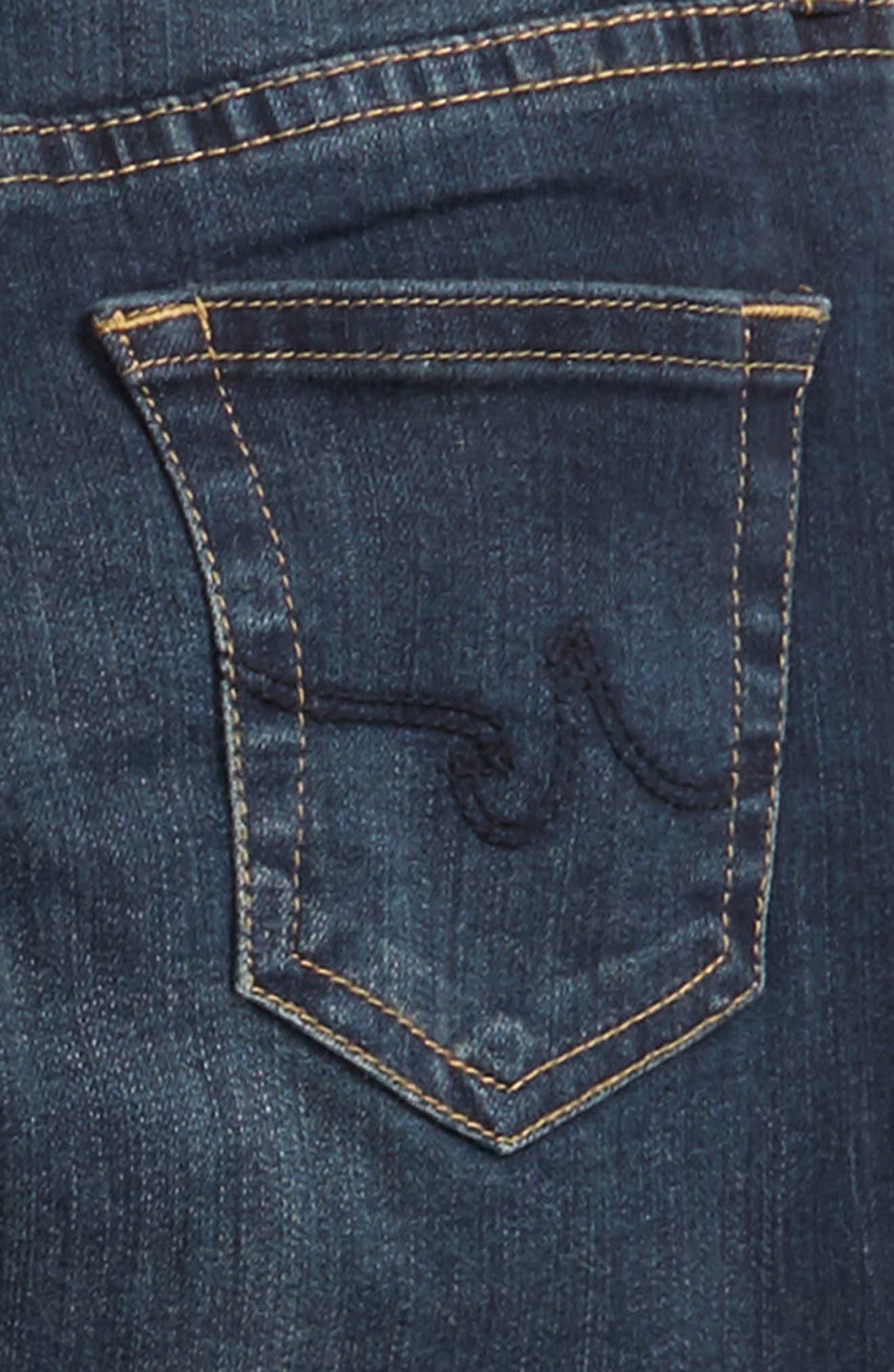 The James Slim Skinny Jeans,                             Alternate thumbnail 3, color,                             Society Wash