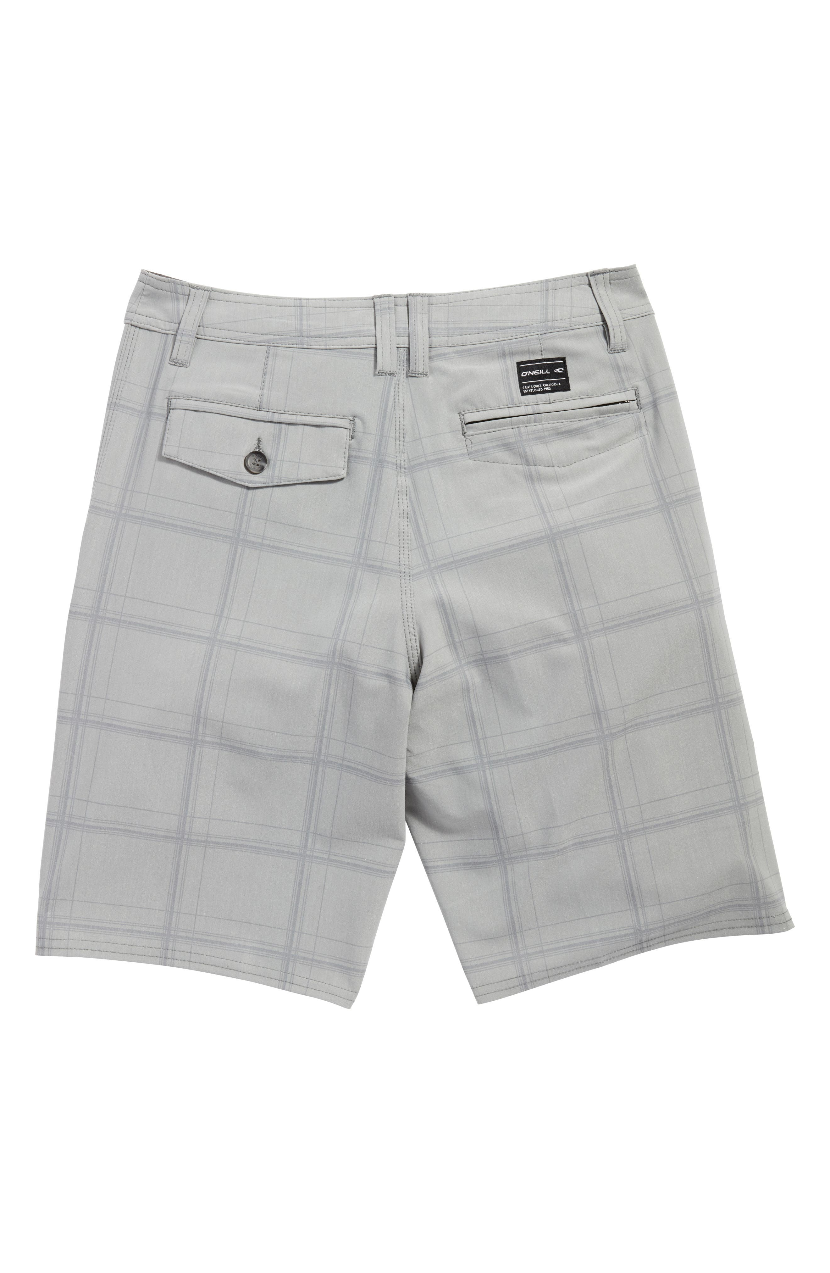 Alternate Image 2  - O'Neill Mixed Hybrid Shorts (Big Boys)