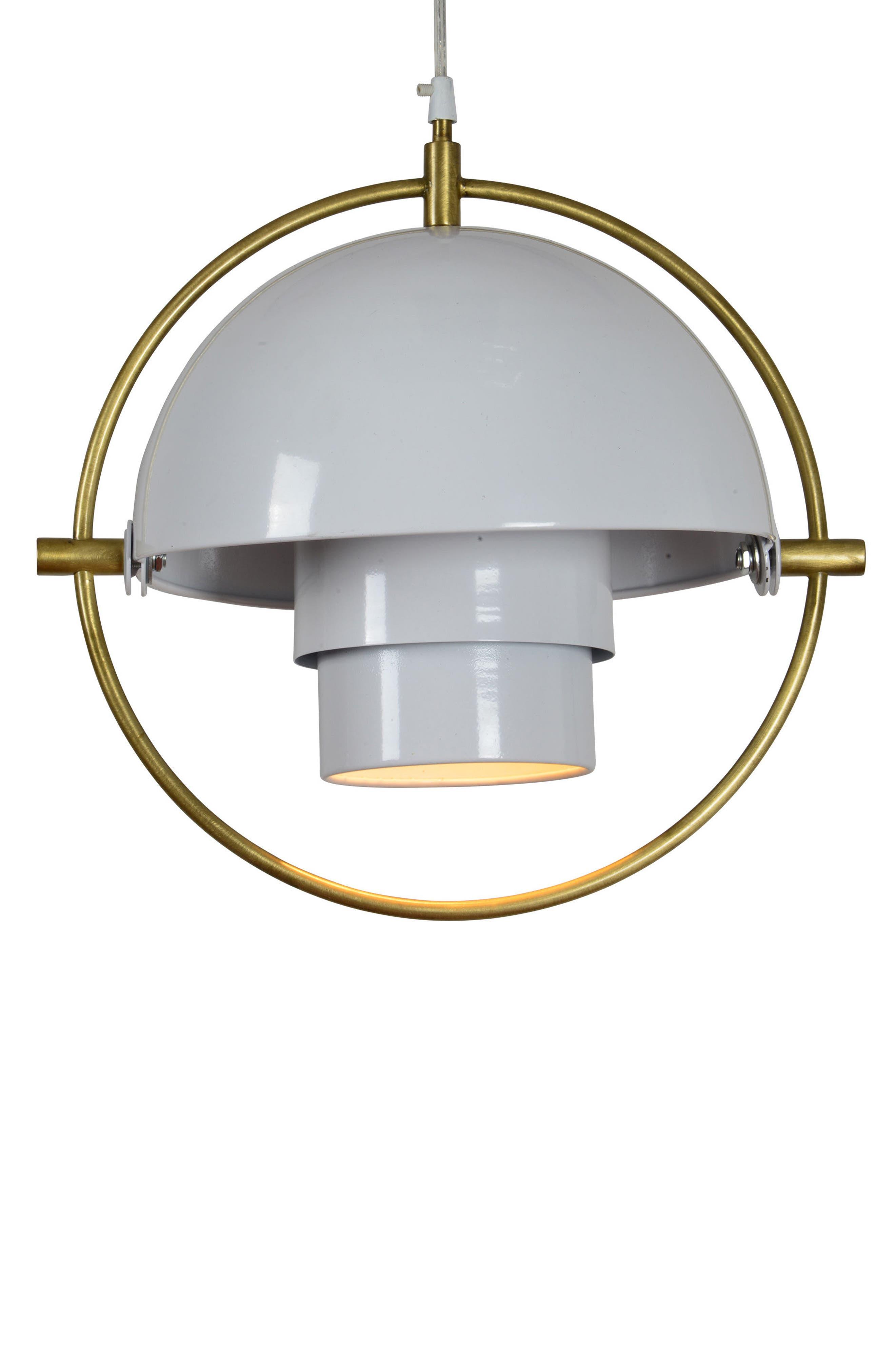 Alternate Image 3  - Renwil Lantern Ceiling Light Fixture