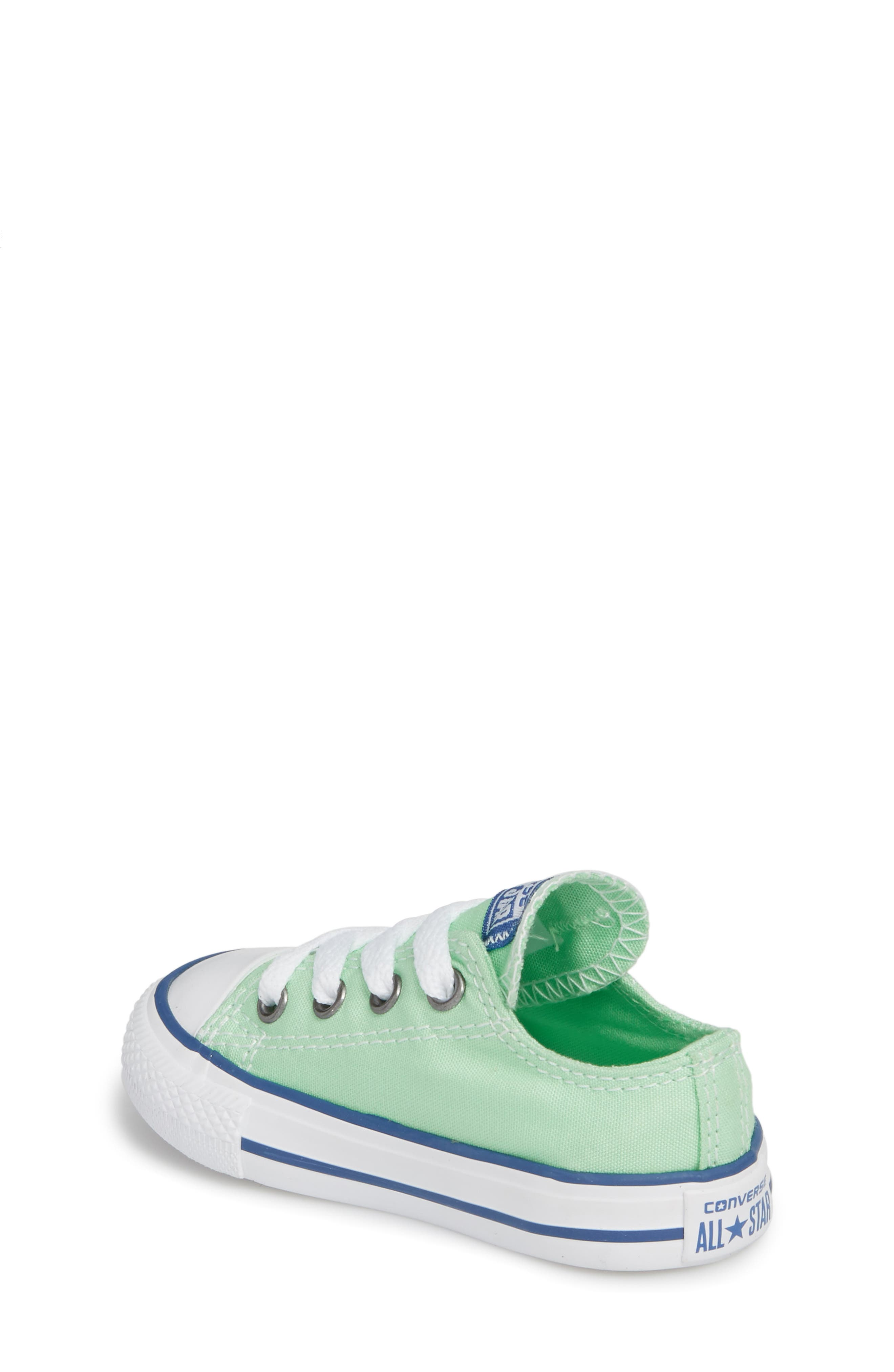 Alternate Image 2  - Converse Chuck Taylor® All Star® 'Ox' Low Top Sneaker (Baby, Walker, Toddler & Little Kid)