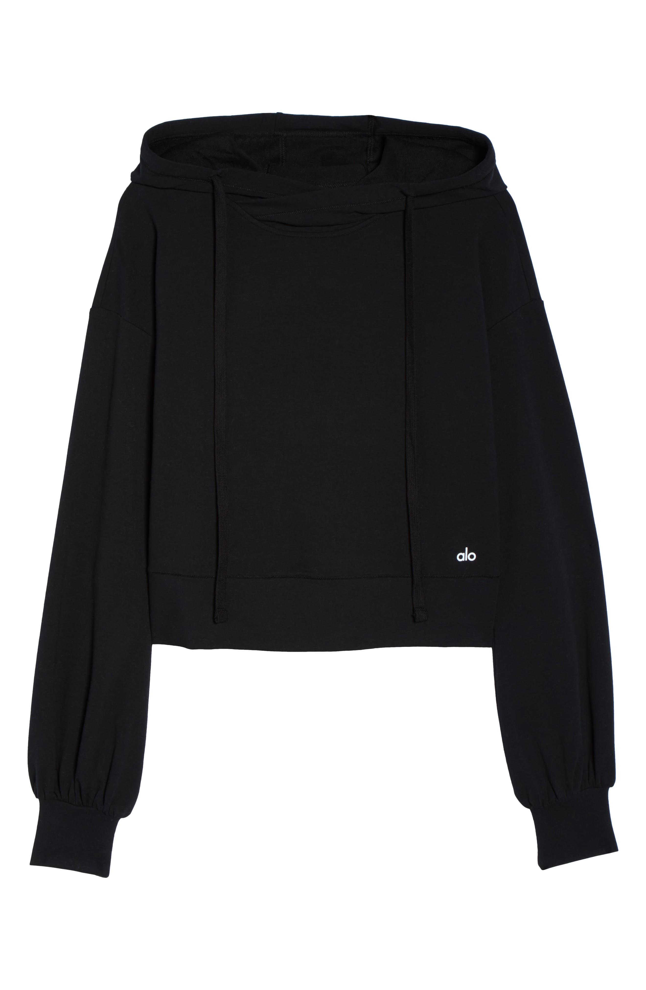 Alternate Image 7  - Alo Social Hooded Top