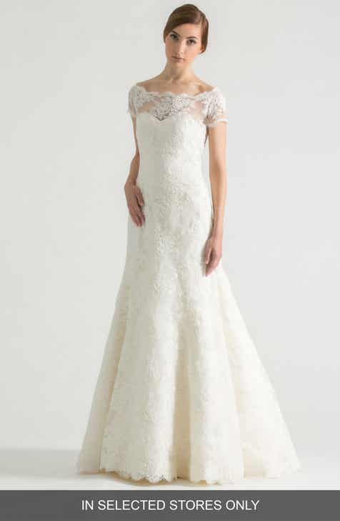 Lace Wedding Dresses & Bridal Gowns | Nordstrom