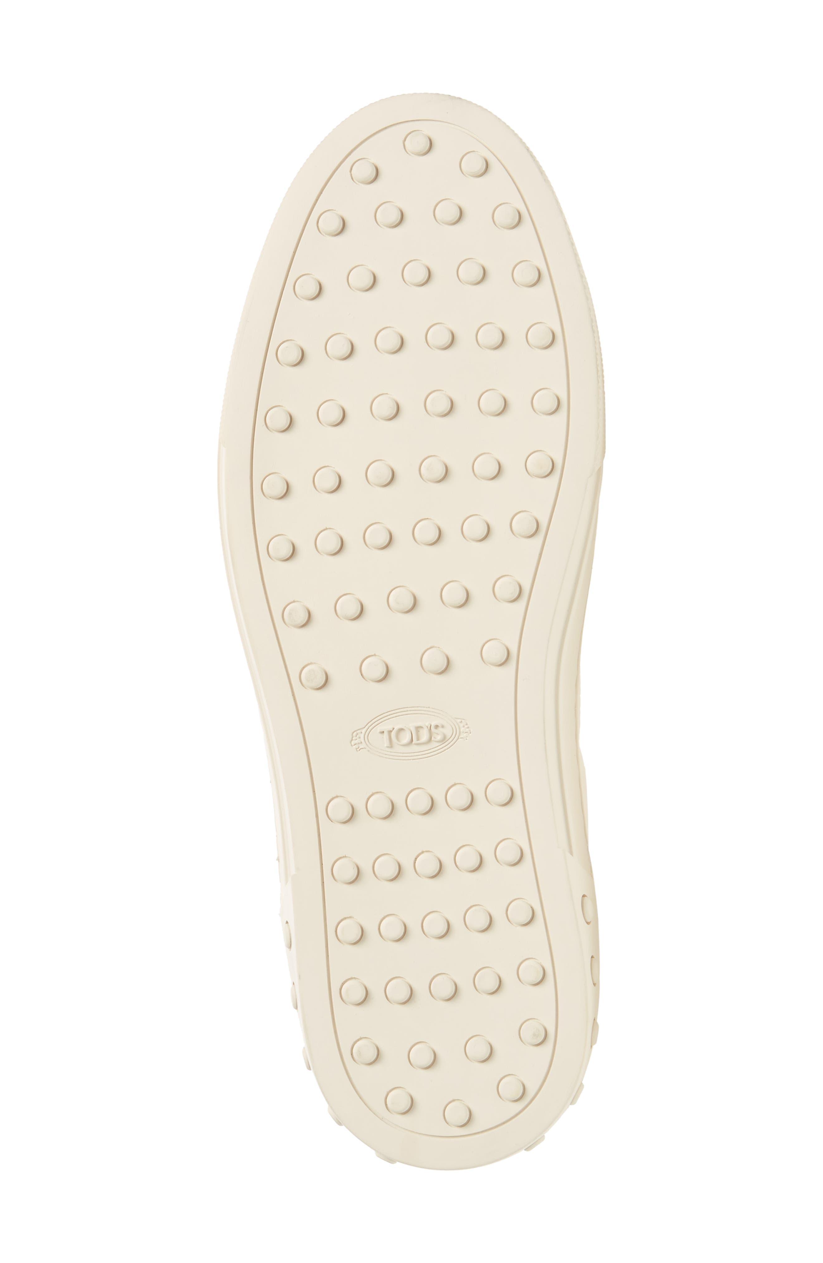 Cassetta Slip-on Sneaker,                             Alternate thumbnail 6, color,                             White
