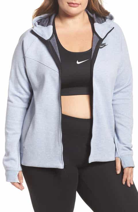 Nike Tech Fleece Hoodie (Plus Size)