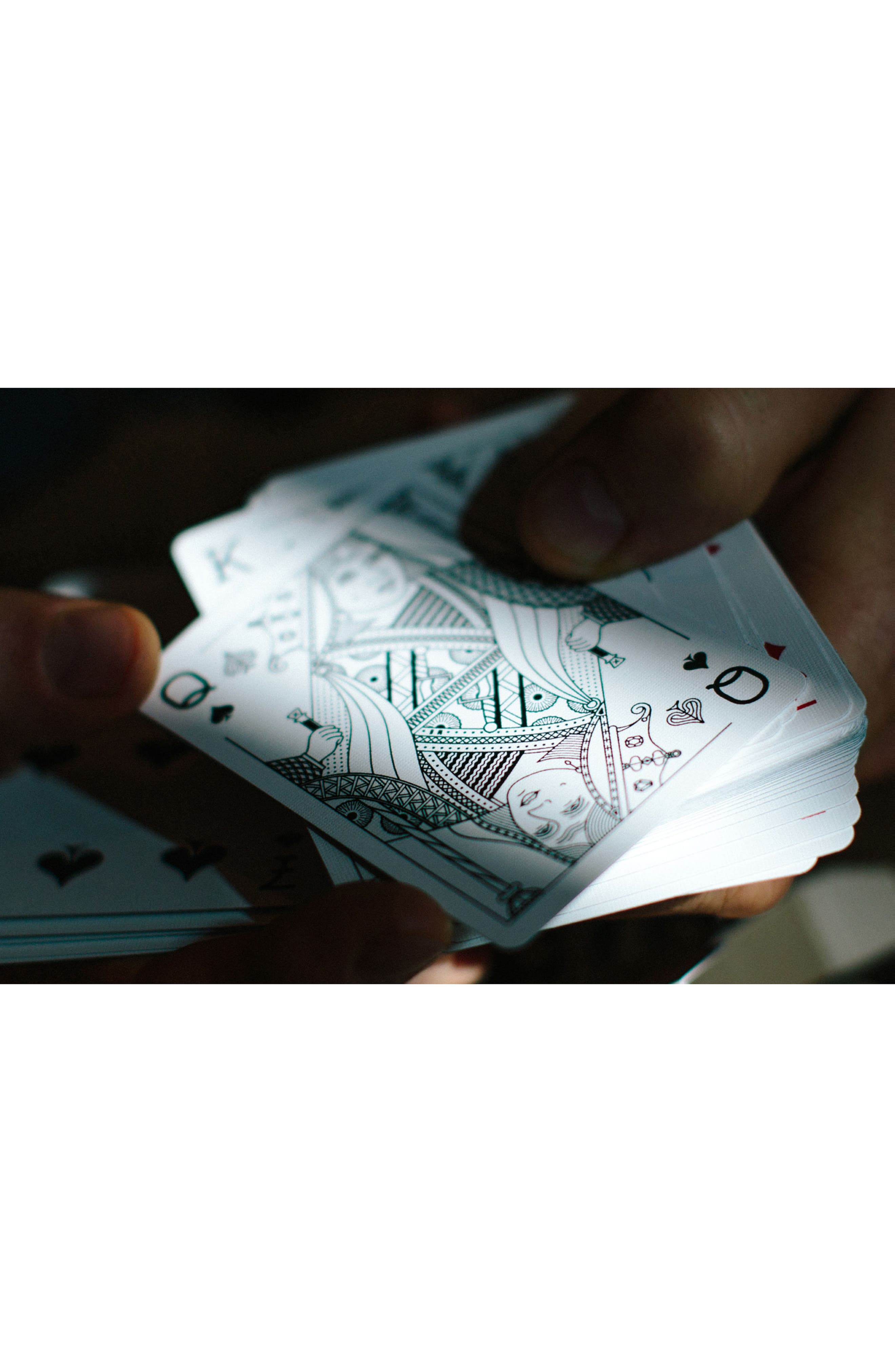 Cina Playing Cards,                             Alternate thumbnail 7, color,                             Multi