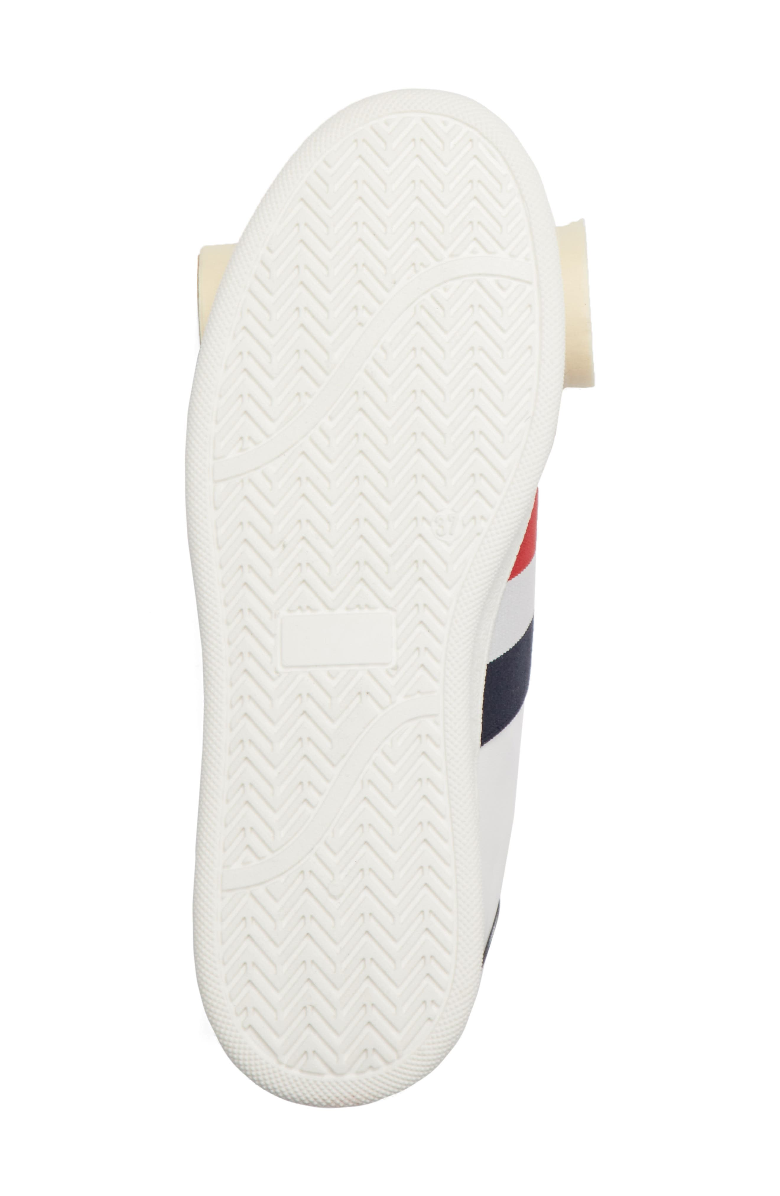 Alizee Low Top Sneaker,                             Alternate thumbnail 6, color,                             White