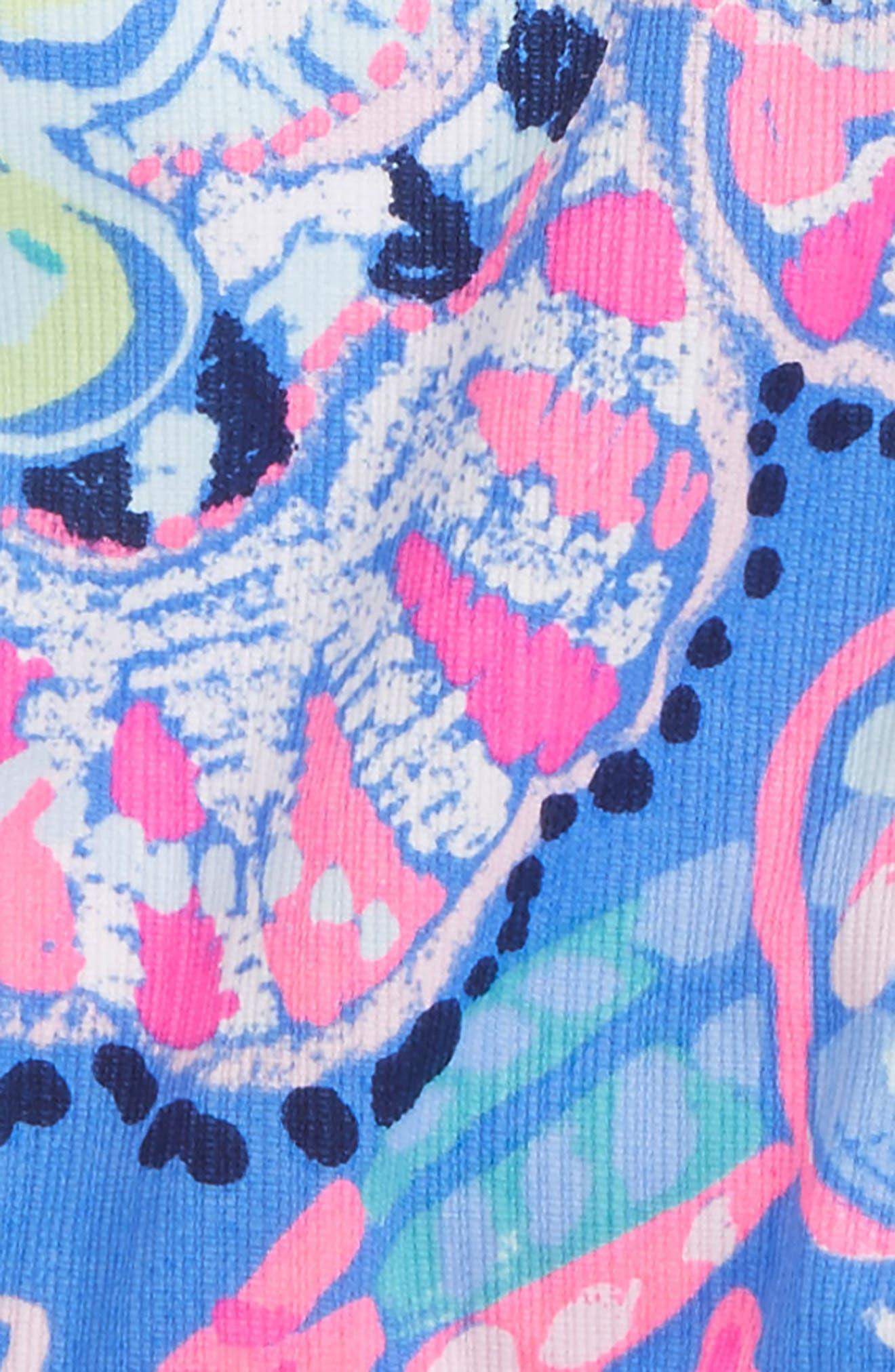 Mini Callahan Shorts,                             Alternate thumbnail 2, color,                             Multi Fantasy Garden