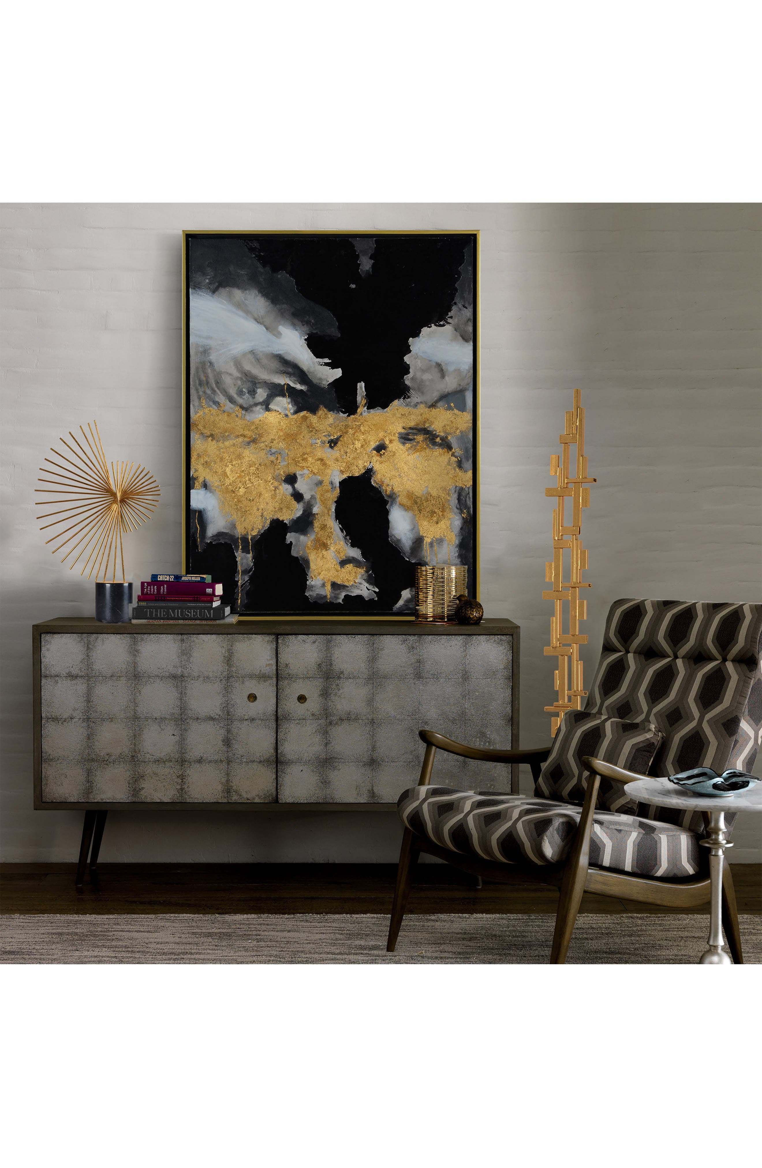 Royal Palm Canvas Art,                             Alternate thumbnail 2, color,                             Multicolor
