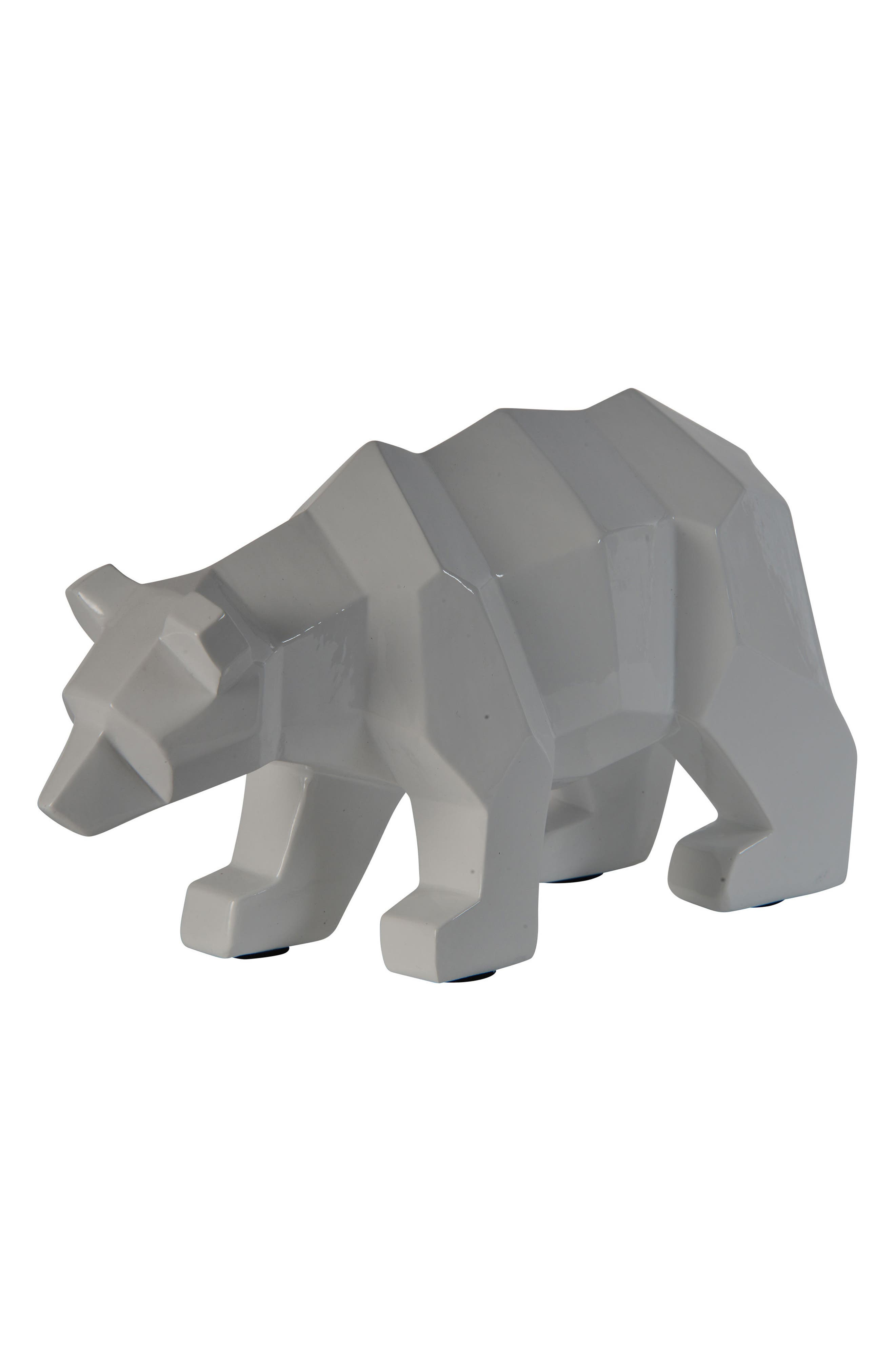 Ursus Statue,                             Alternate thumbnail 2, color,                             White