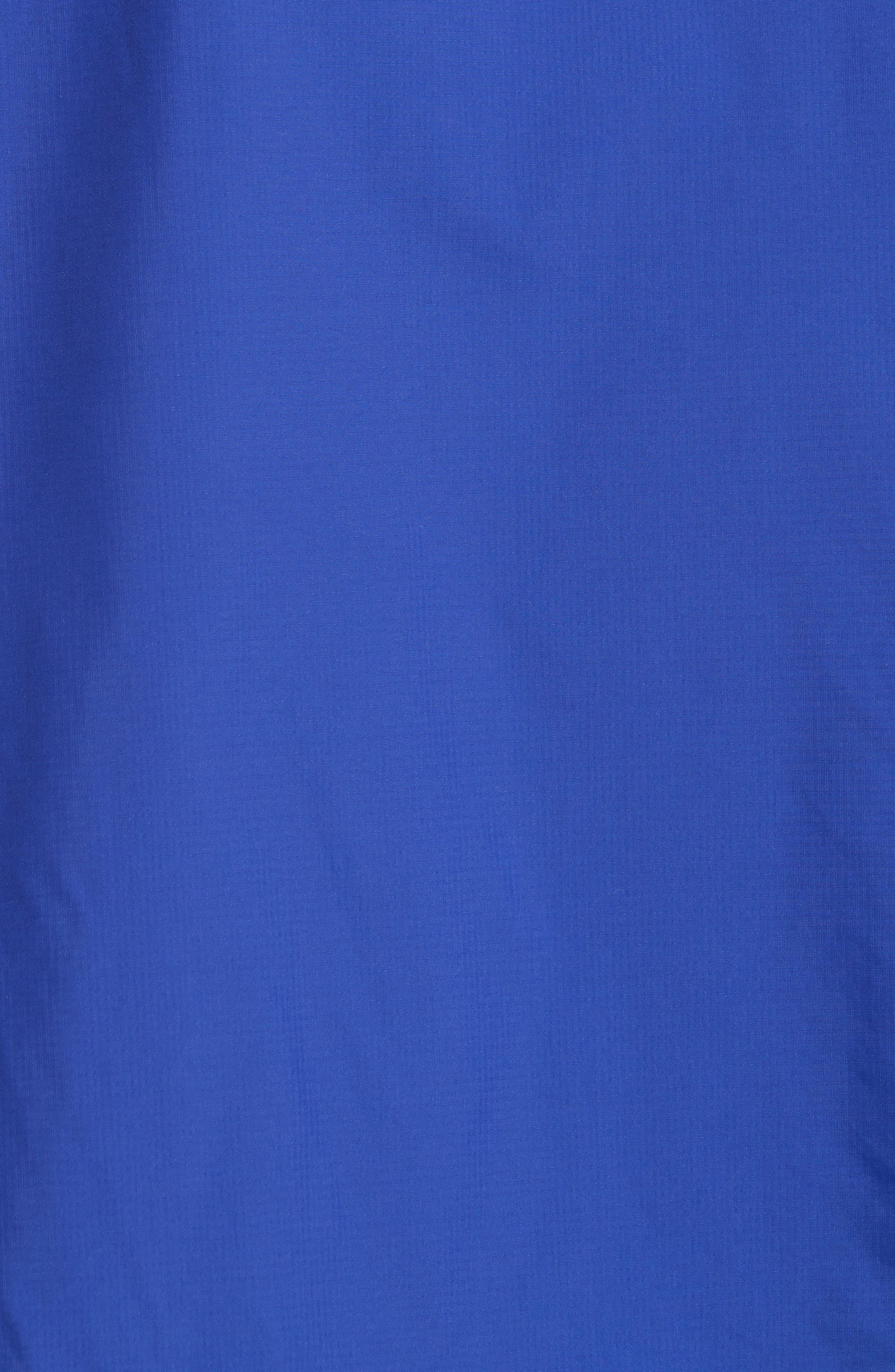 Unisex Rain Poncho,                             Alternate thumbnail 11, color,                             Lapis Blue