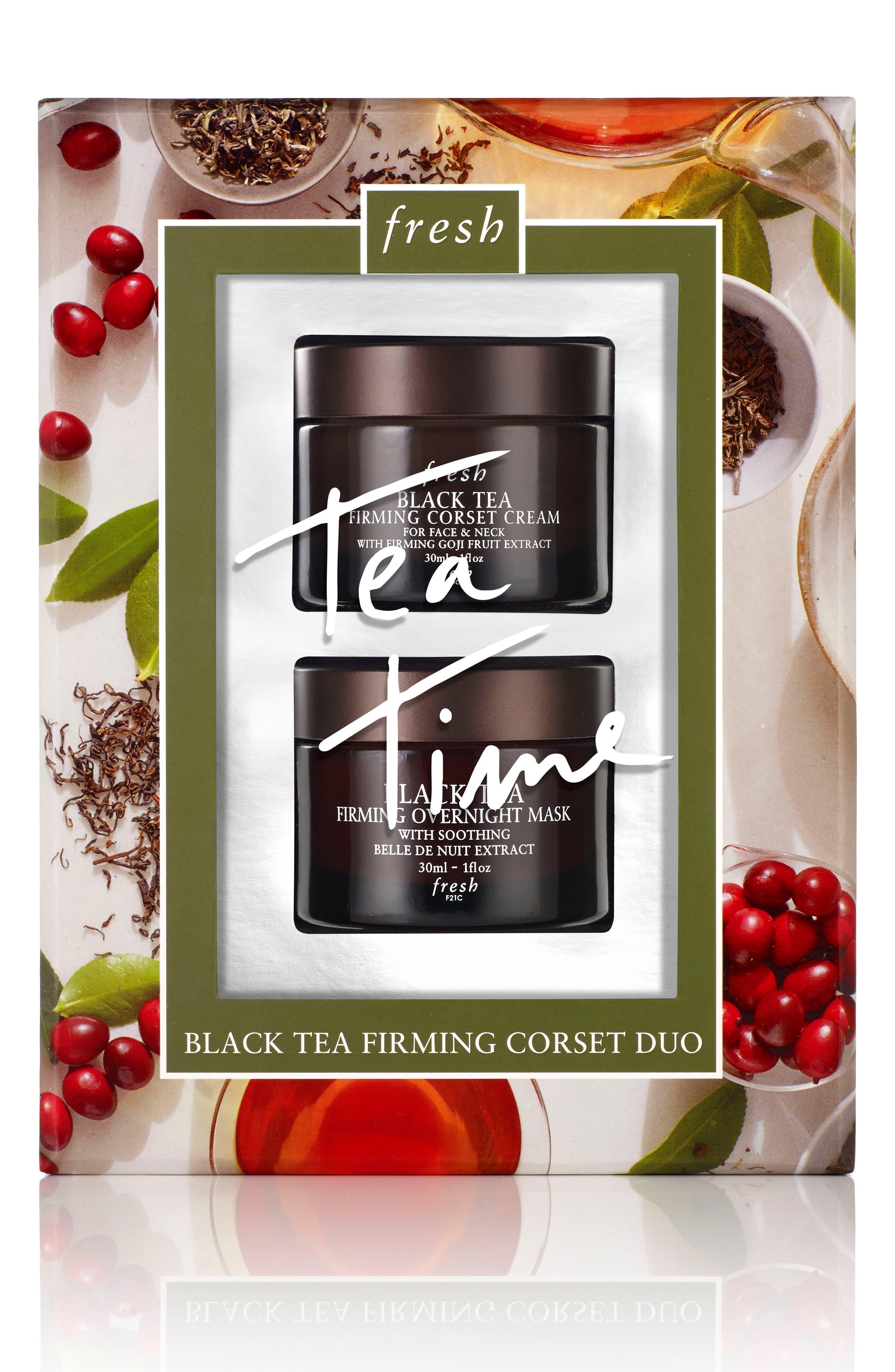 Alternate Image 1 Selected - Fresh® Black Tea Firming Corset Duo ($85 Value)