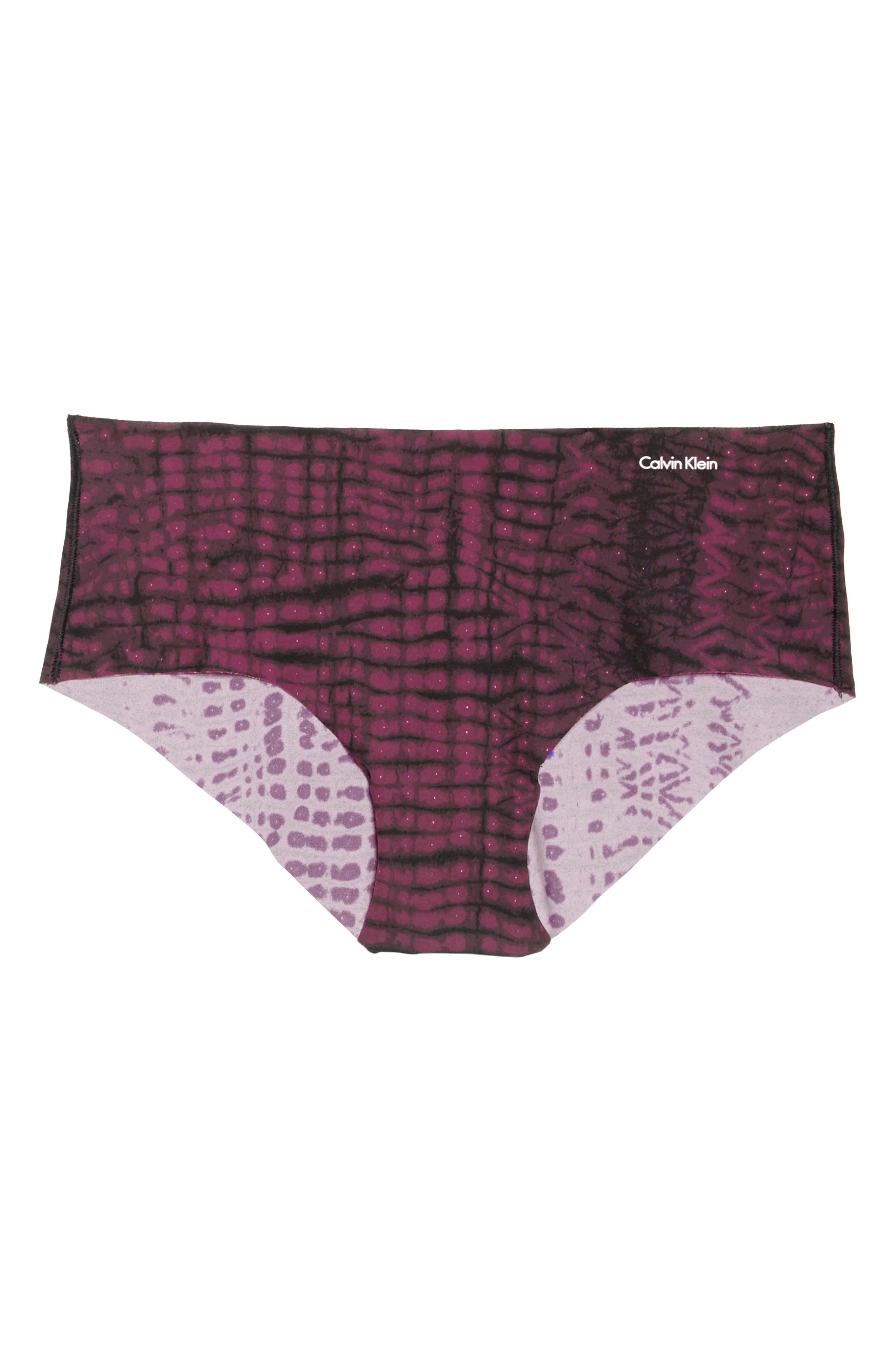 Alternate Image 4  - Calvin Klein Invisibles Hipster Briefs (3 for $33)