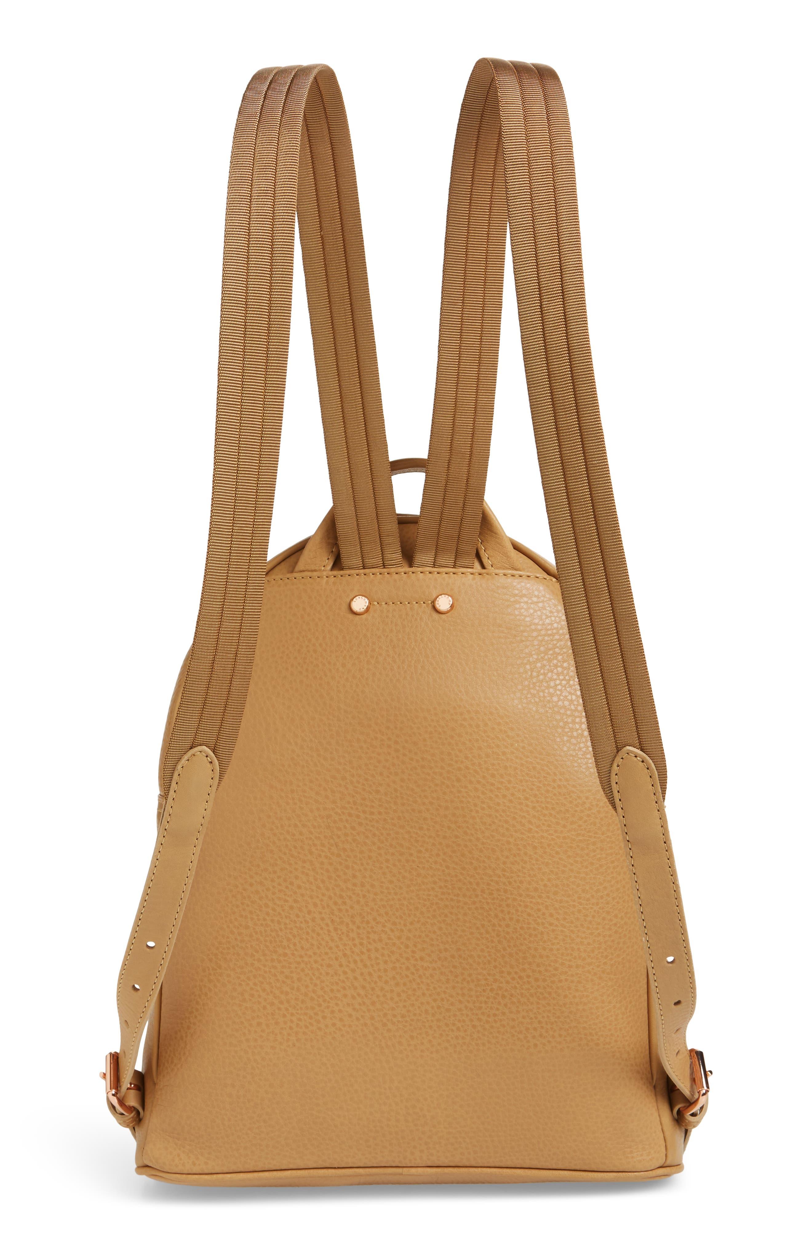 Alternate Image 3  - Longchamp Mystery Leather Backpack