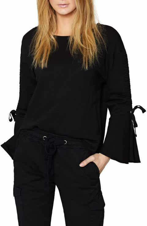Sanctuary Upper West Bell Sleeve Sweatshirt