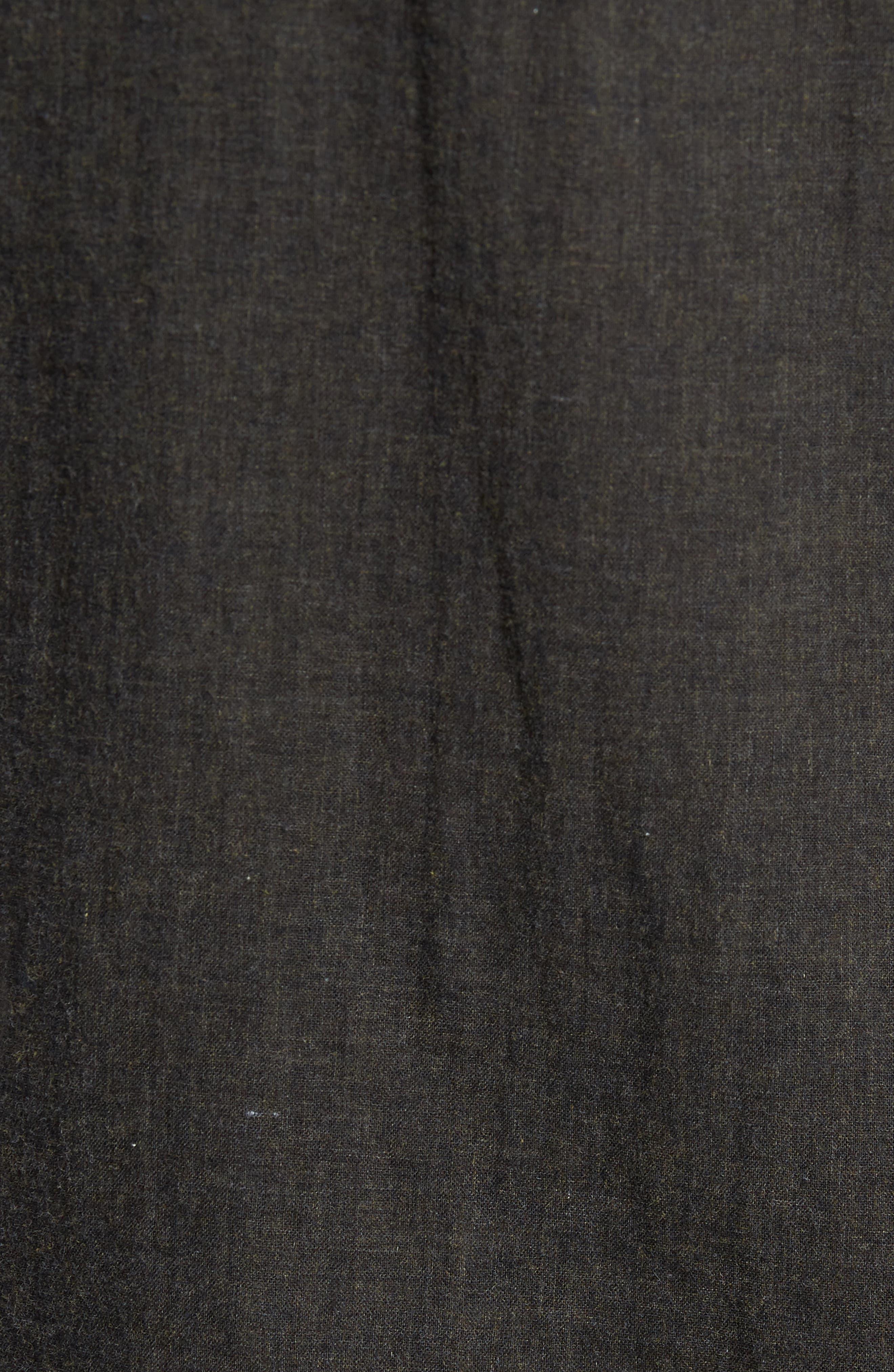 Double Face Sport Shirt,                             Alternate thumbnail 5, color,                             H Underwood