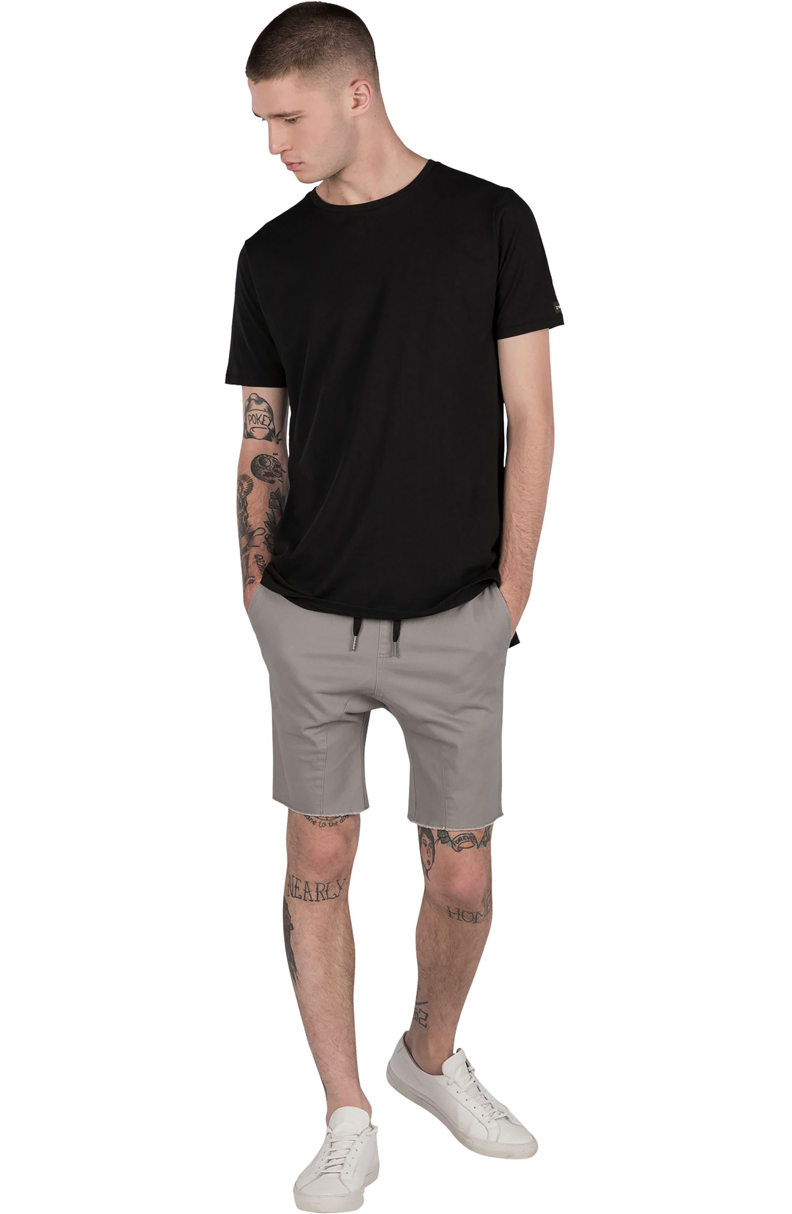 Sureshot Shorts,                             Alternate thumbnail 4, color,                             Cement
