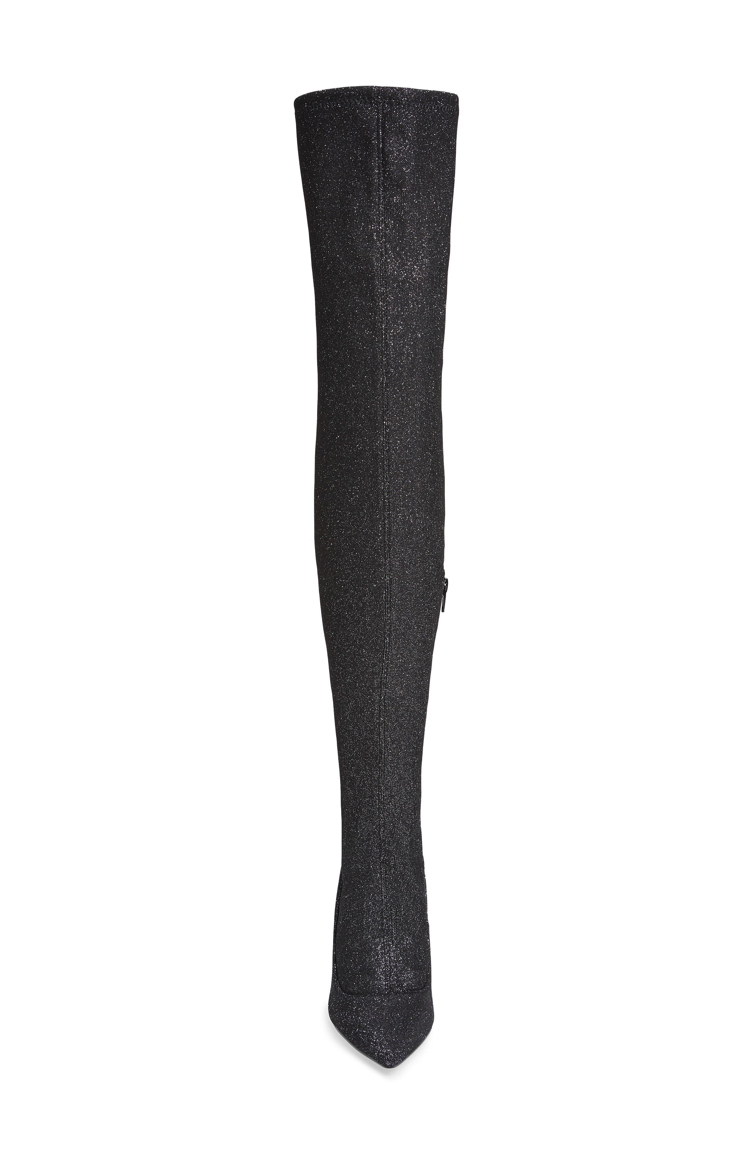 Alternate Image 3  - Topshop Bellini Stiletto Over the Knee Boot (Women)