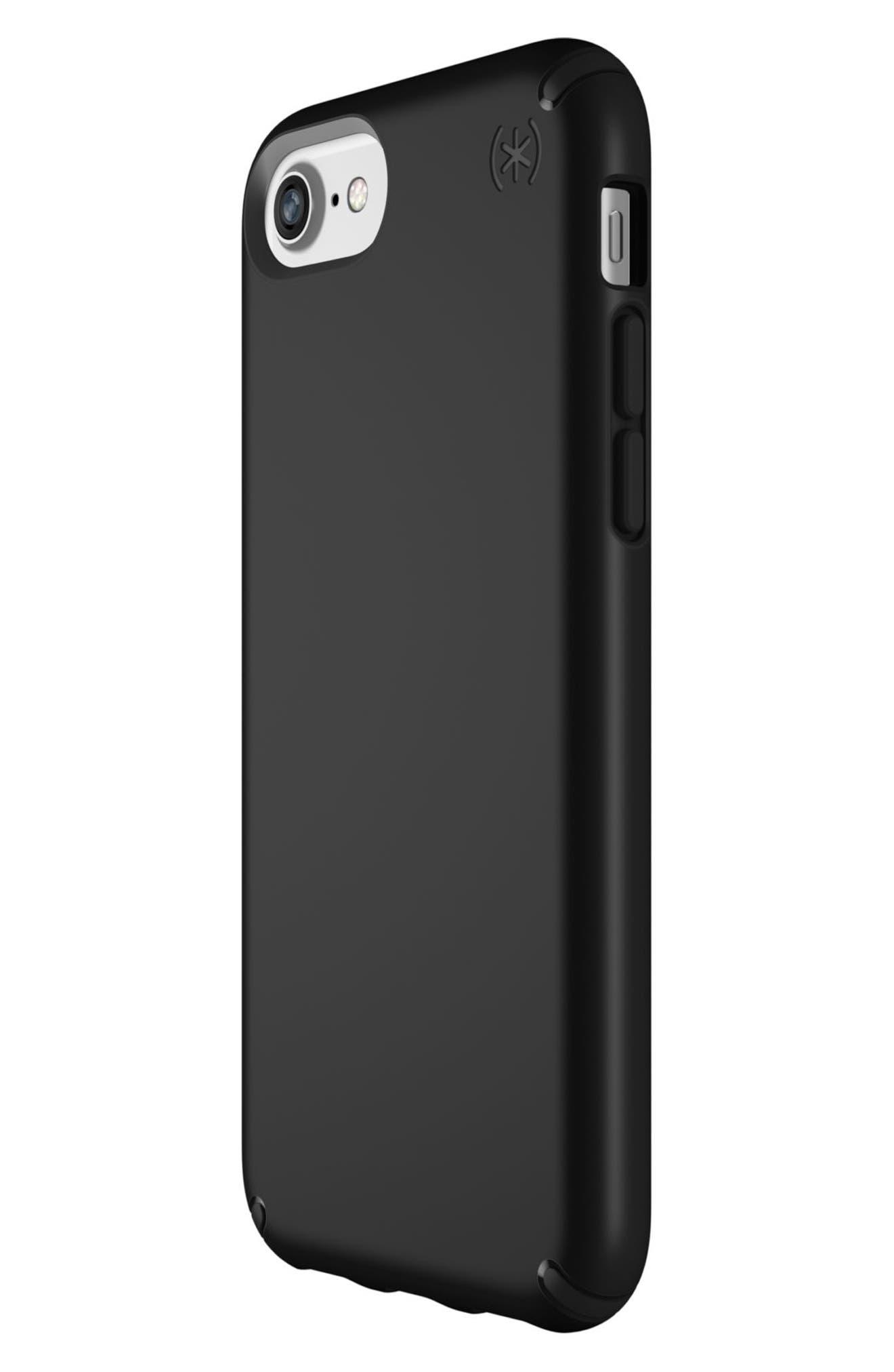 iPhone 6/6s/7/8 Case,                             Alternate thumbnail 3, color,                             Black/ Black