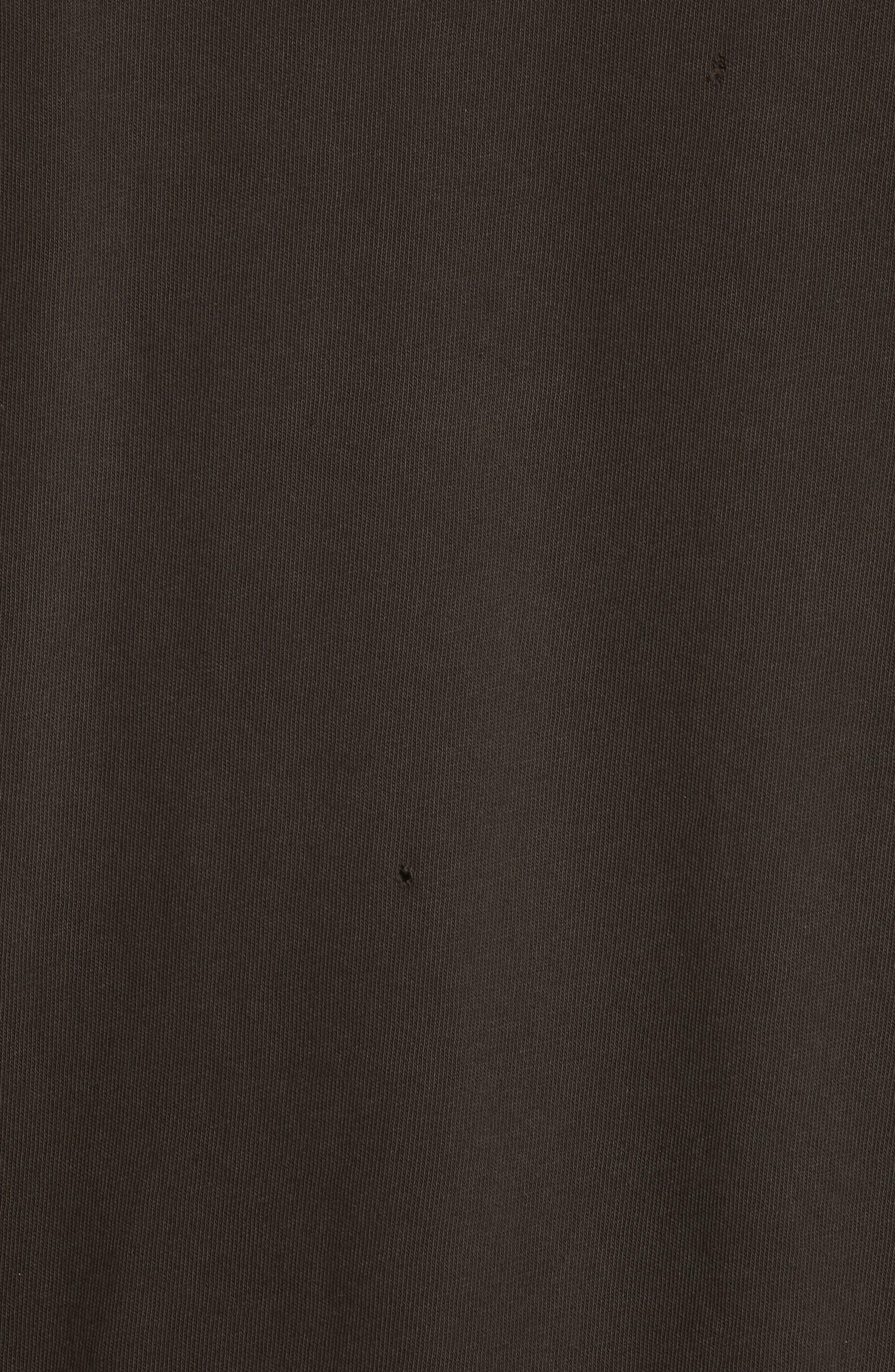 Alternate Image 5  - MadeWorn Rolling Stones Checker Graphic T-Shirt