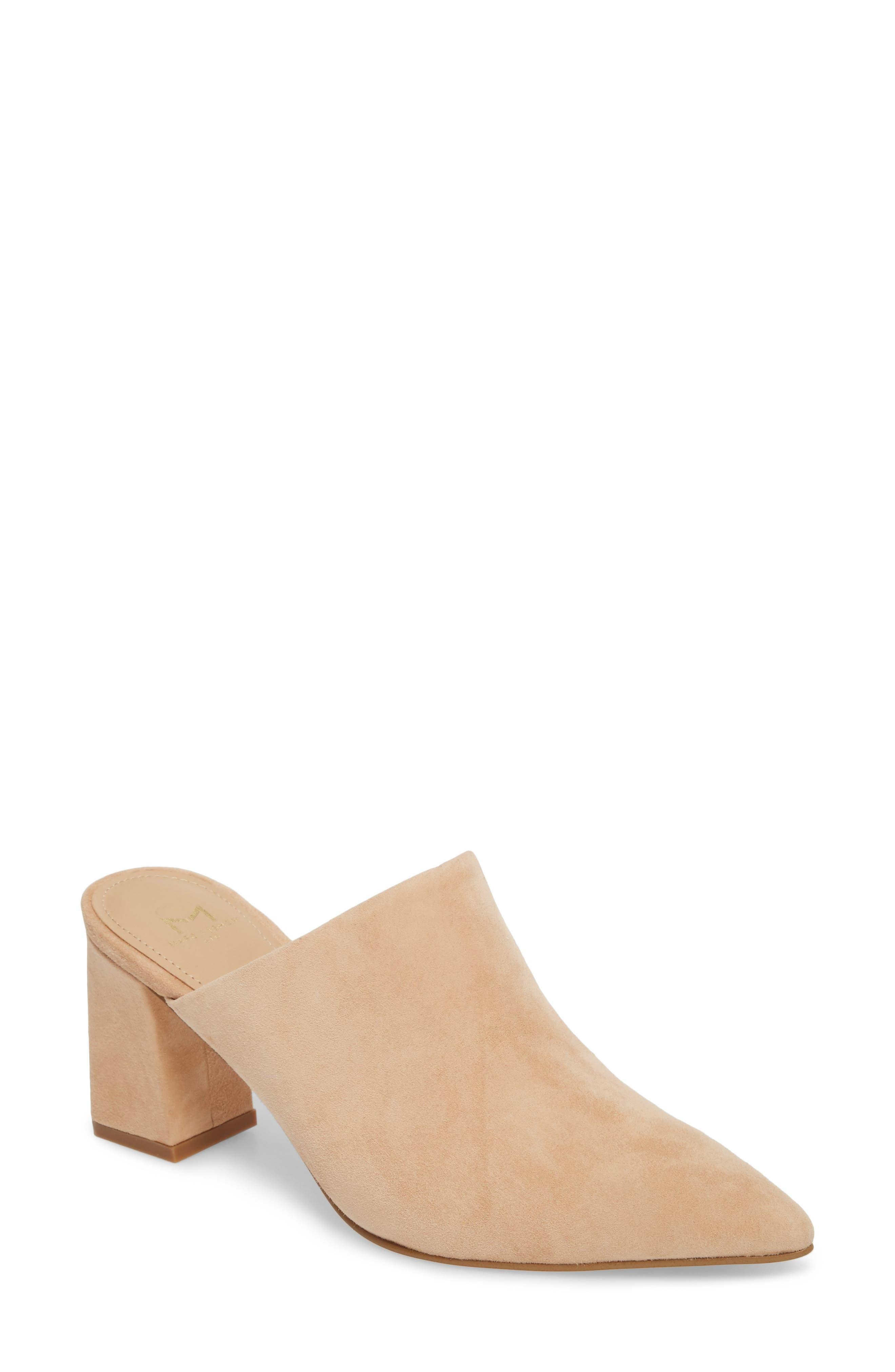Marc Fisher LTD Zivon Pointy Toe Mule (Women)