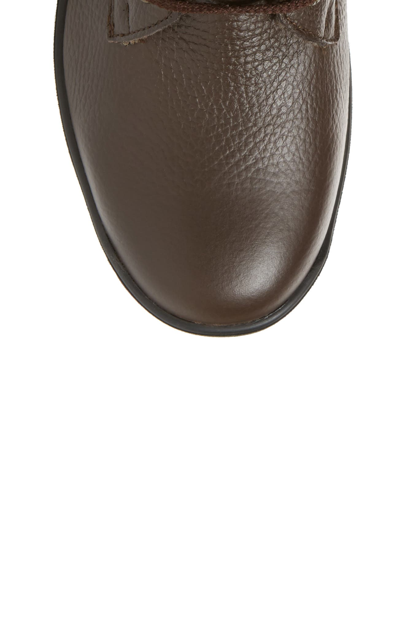 Alternate Image 5  - Pajar Harry Genuine Shearling Lined Plain Toe Boot (men)