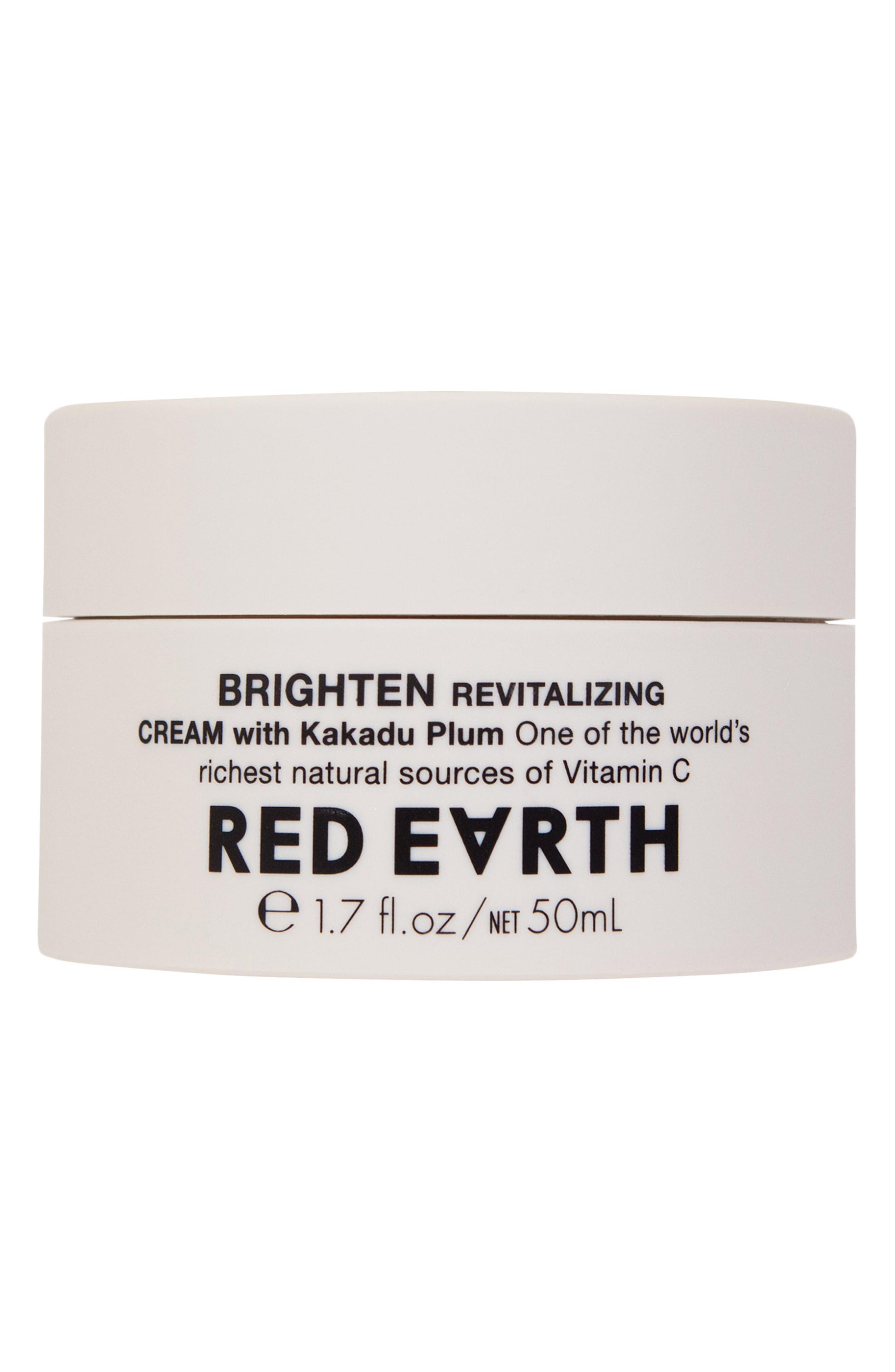 Red Earth Brighten Revitalizing Cream