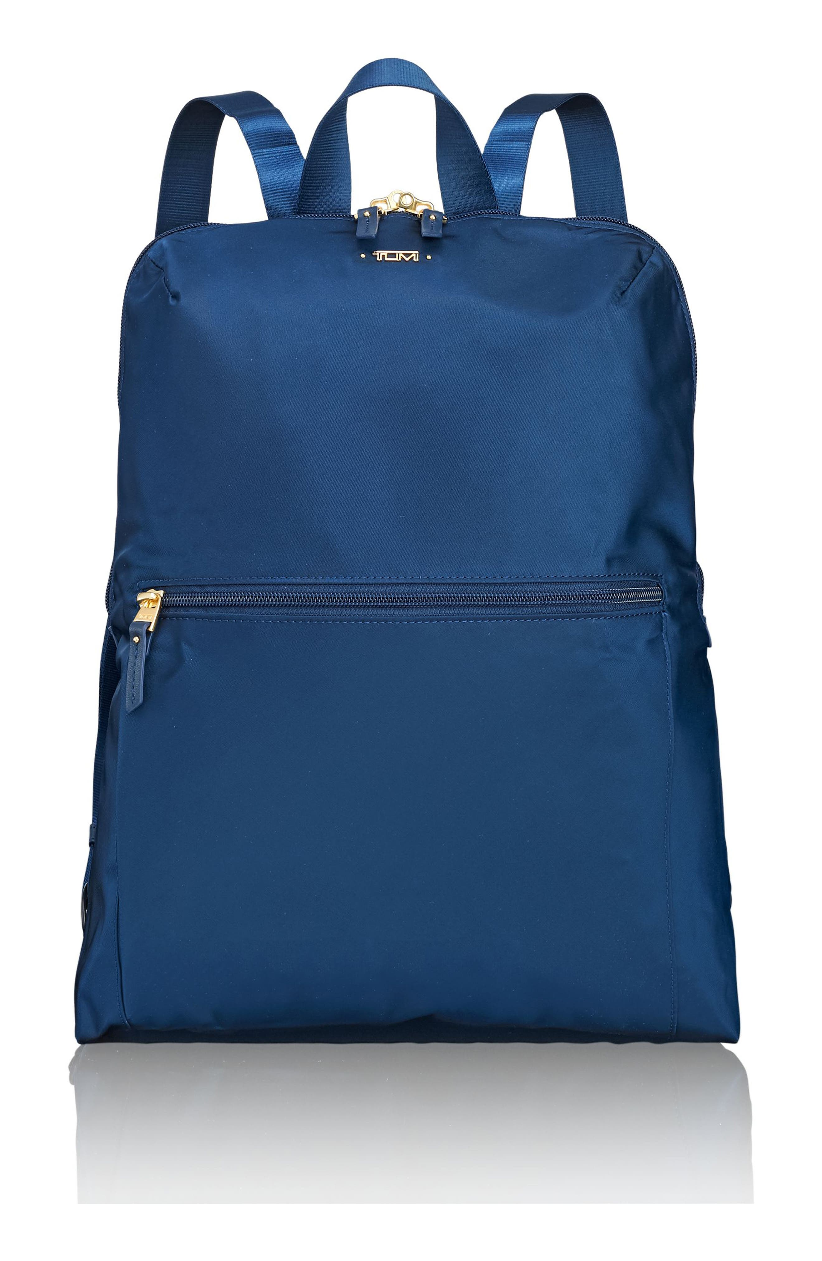 Just in Case<sup>®</sup> Back-Up Tavel Bag,                         Main,                         color, Ocean Blue