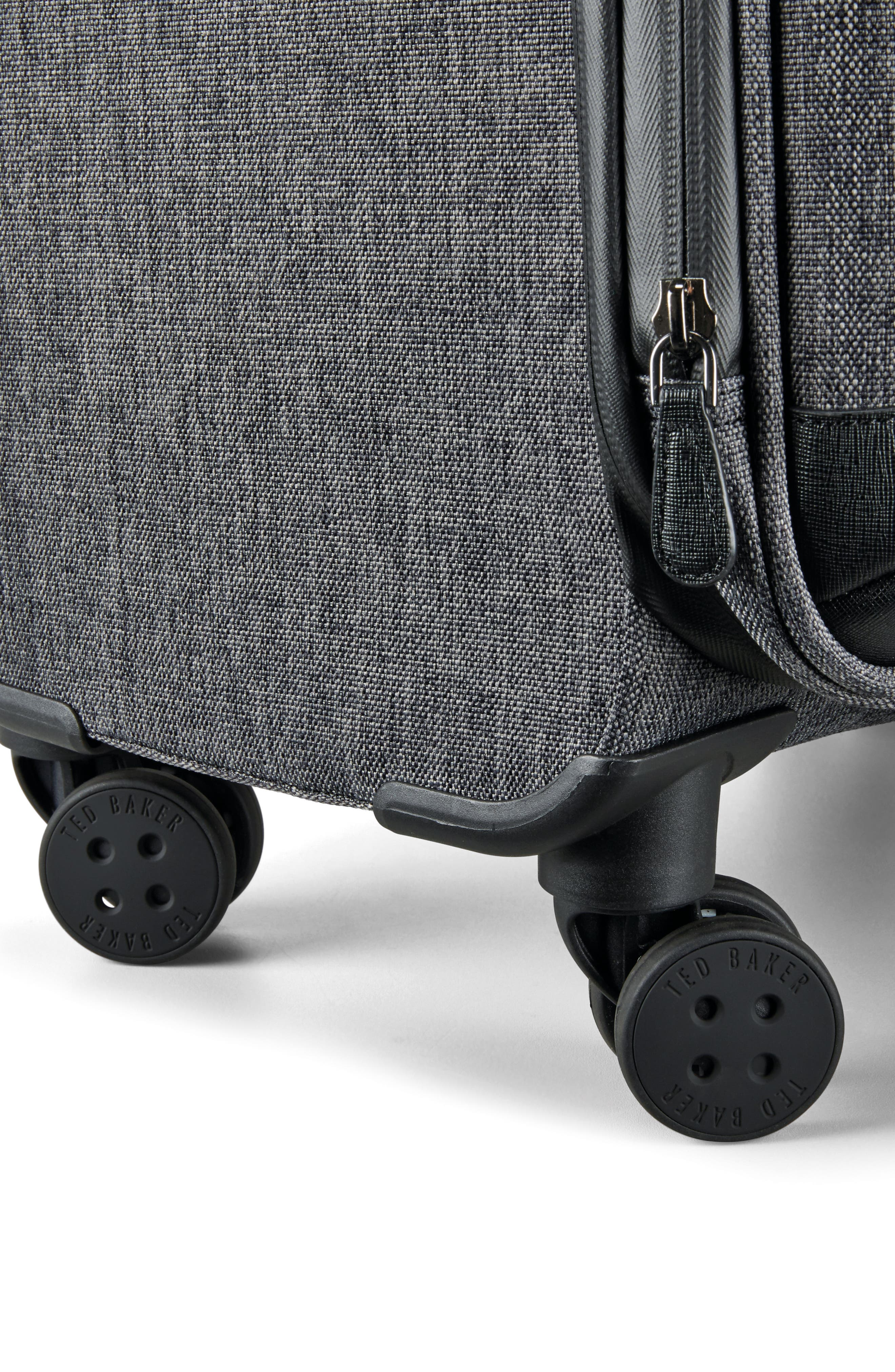 Brunswick 22-Inch Rolling Suitcase,                             Alternate thumbnail 10, color,                             Grey