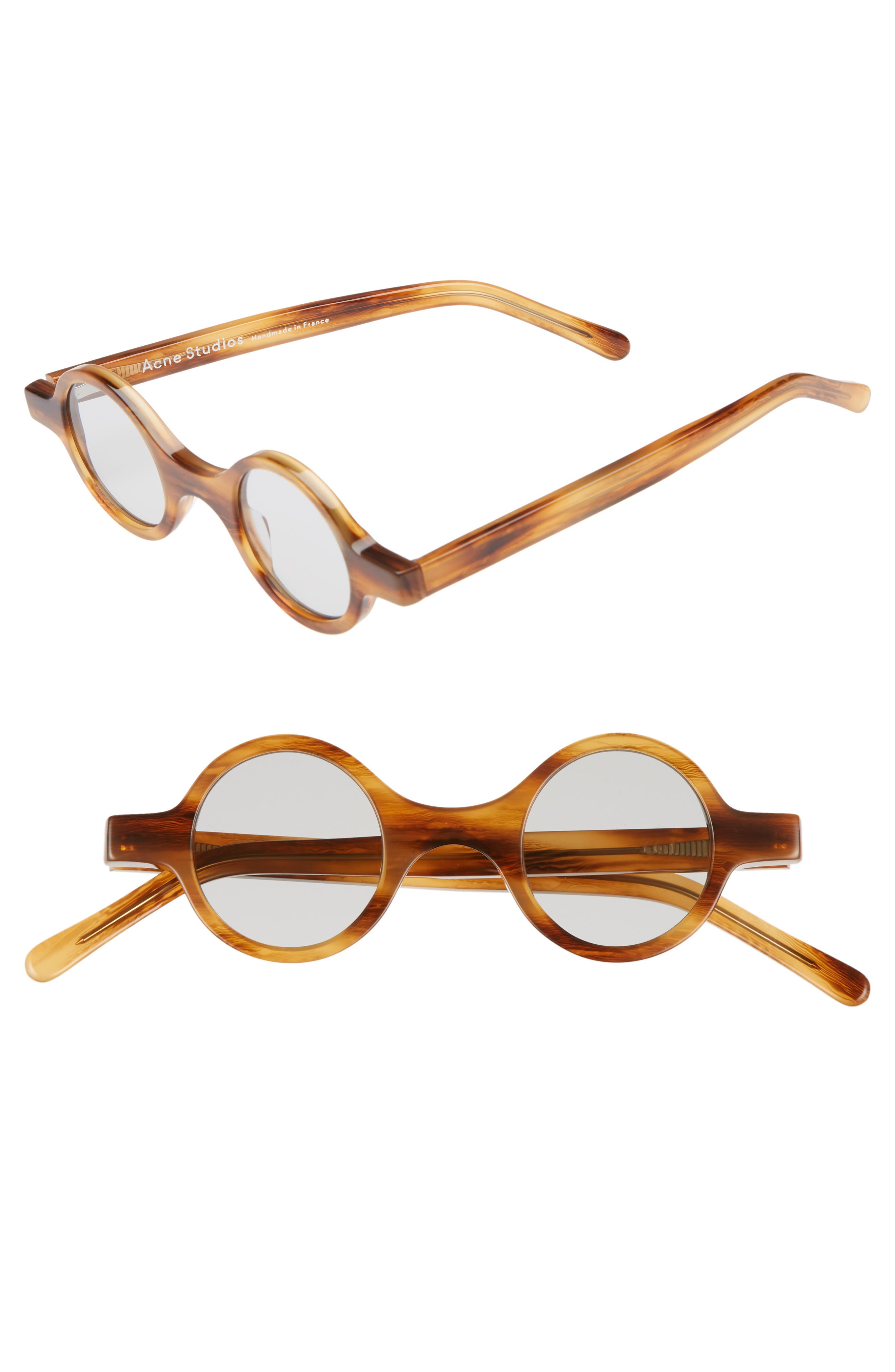 Valeska Sunglasses,                         Main,                         color, Light Brown/ Light Grey