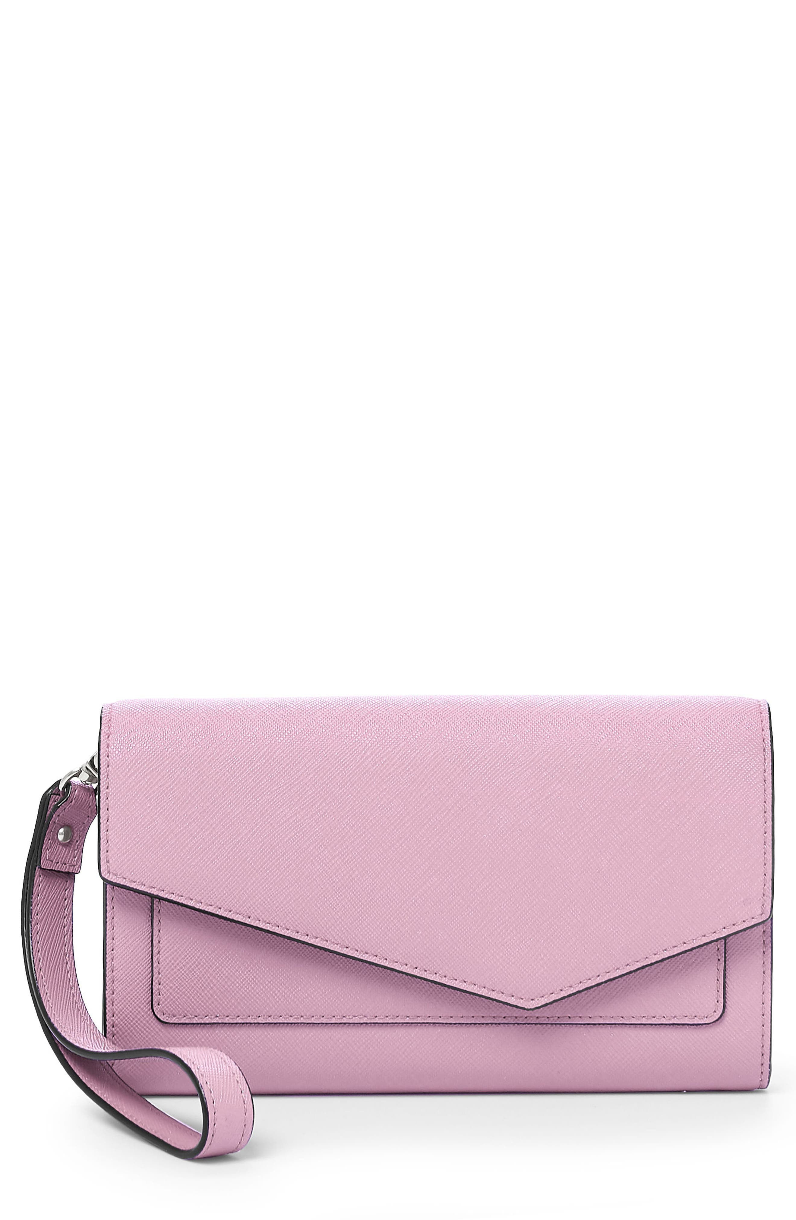 Botkier Cobble Hill Calfskin Leather Wallet
