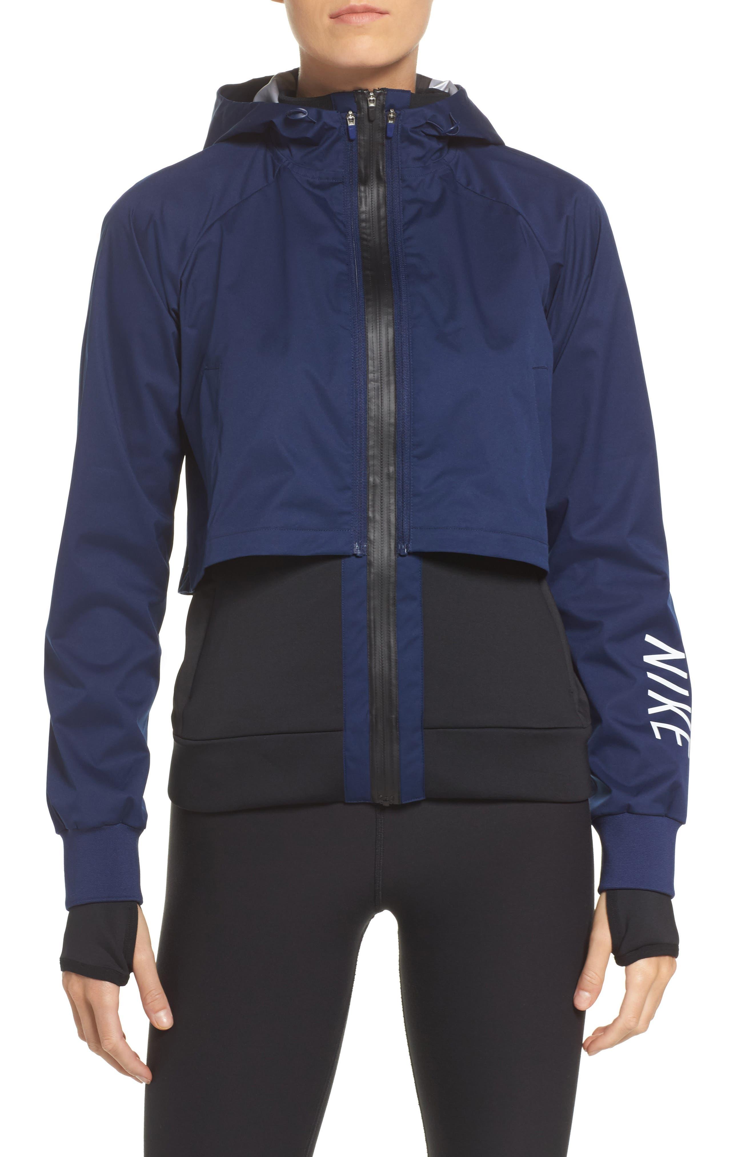 Main Image - Nike Therma Shield 2-in-1 Training Jacket