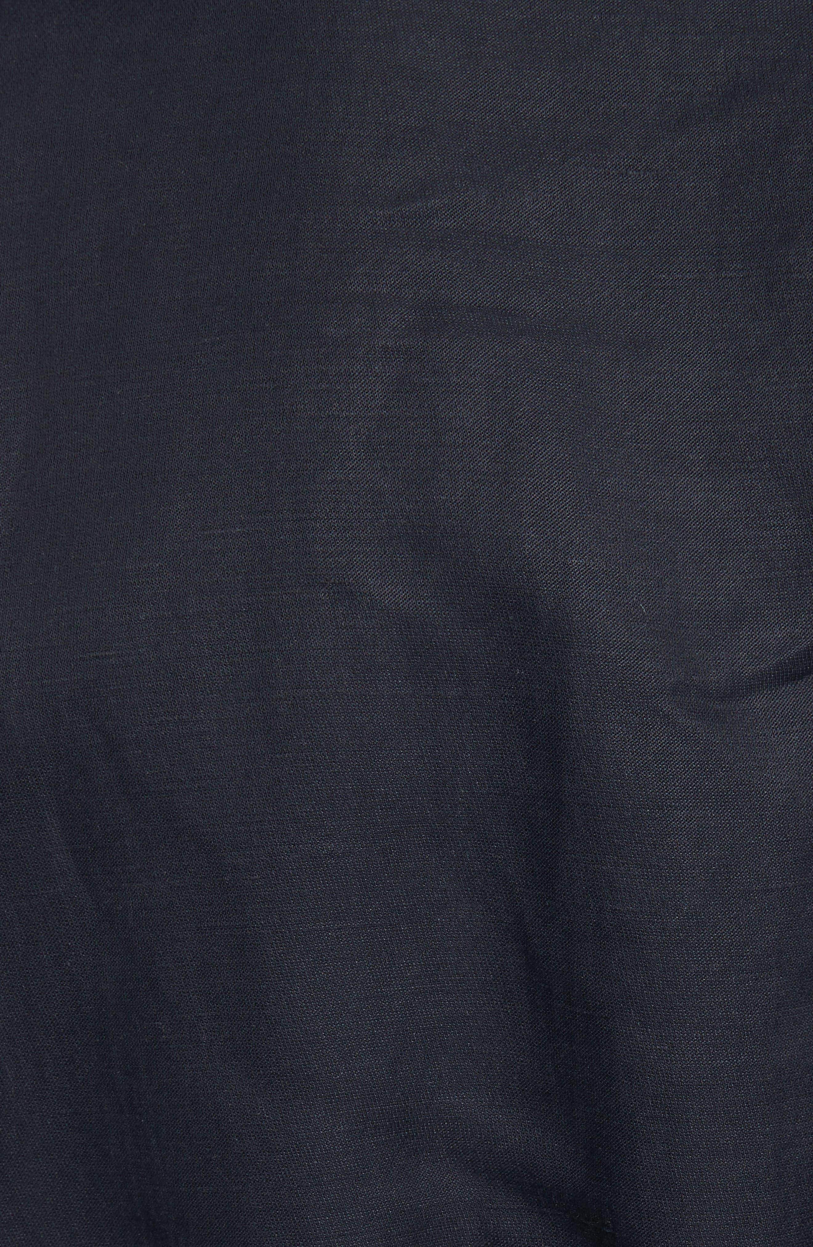 Drapey Jacket,                             Alternate thumbnail 5, color,                             Coastal