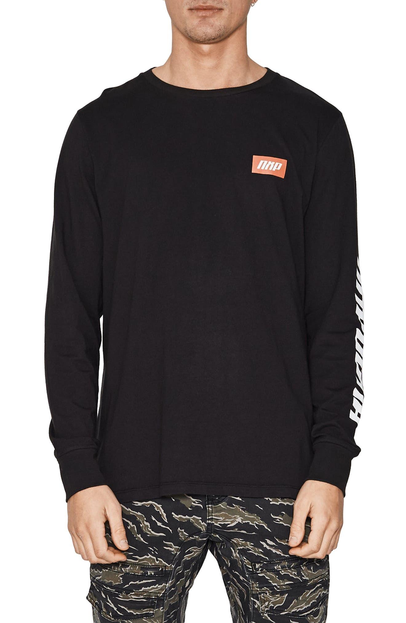 Ultimate Power T-Shirt,                         Main,                         color, Jet Black