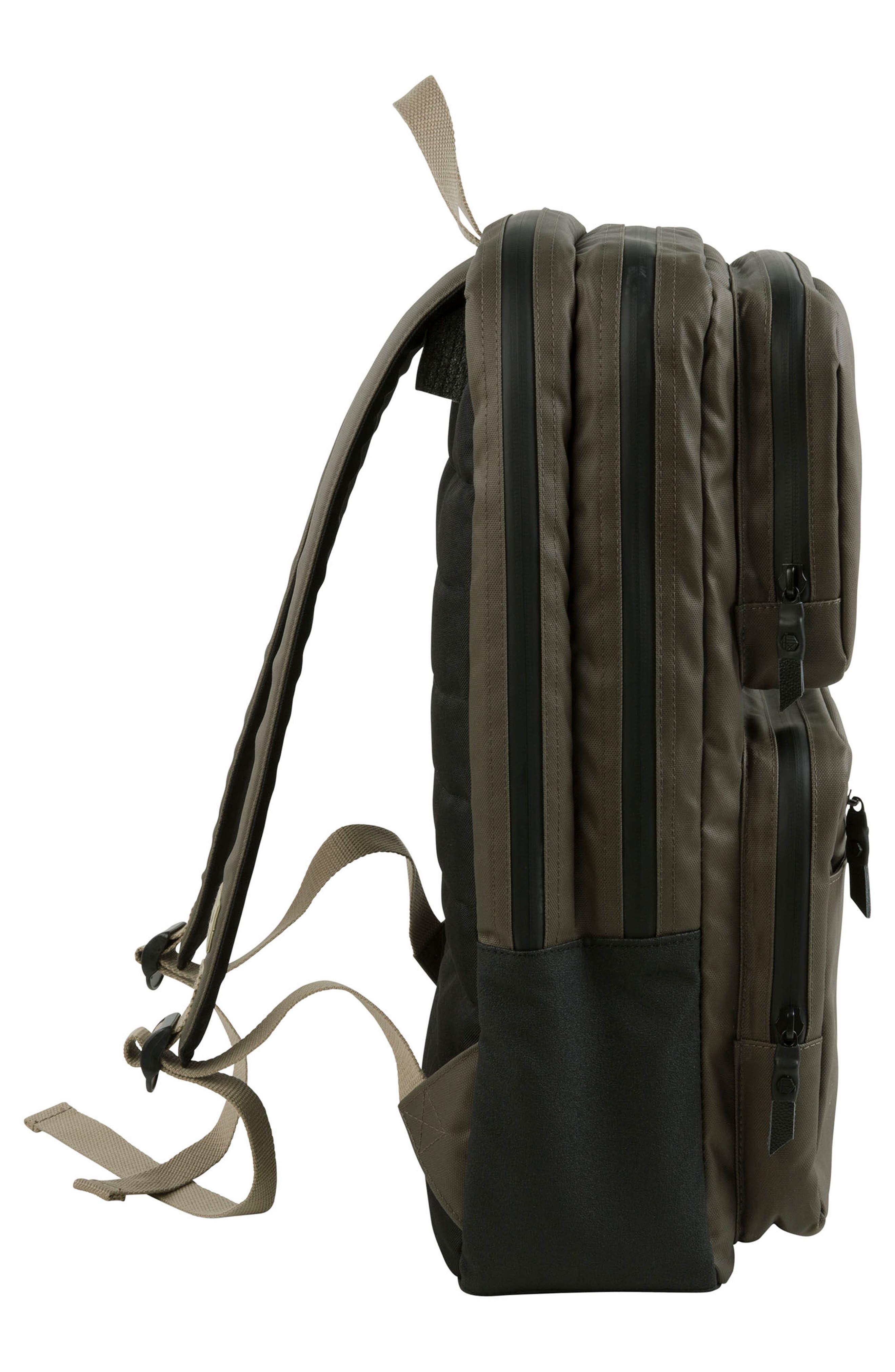 Patrol Backpack,                             Alternate thumbnail 6, color,                             Olive