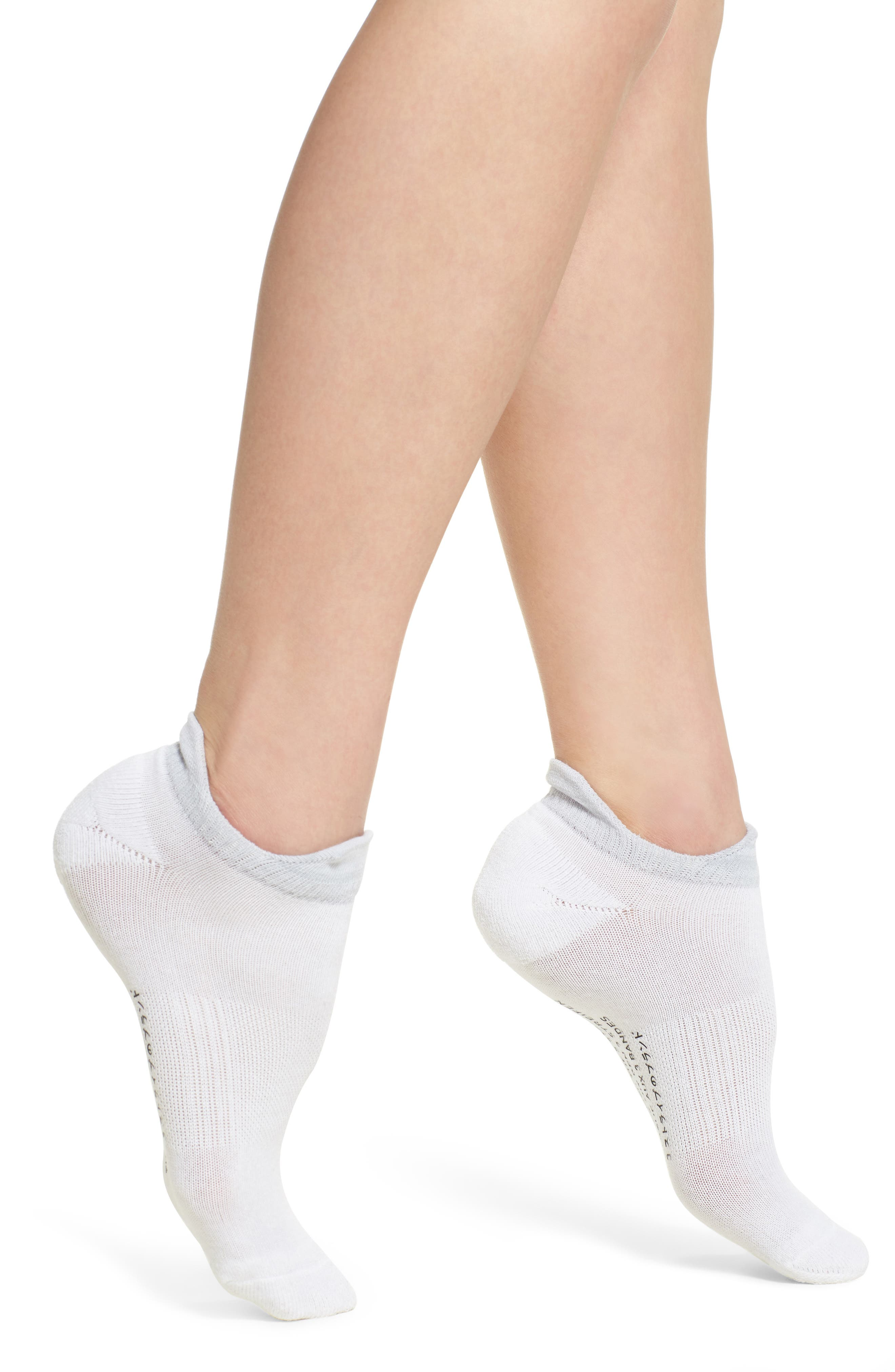 Original NMD Footie Socks,                             Main thumbnail 1, color,                             White