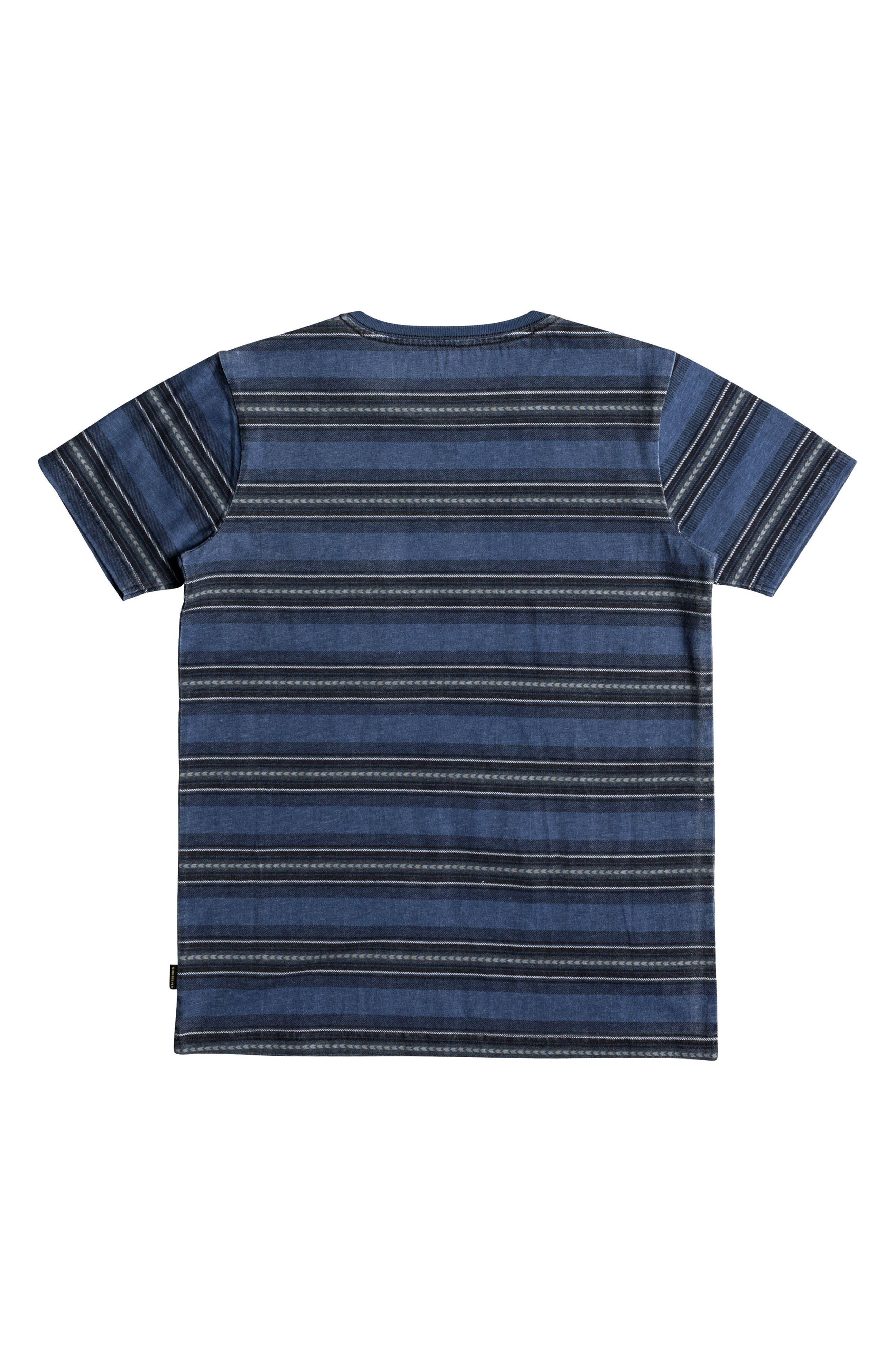 Alternate Image 2  - Quiksilver Bayo Pocket T-Shirt (Big Boys)