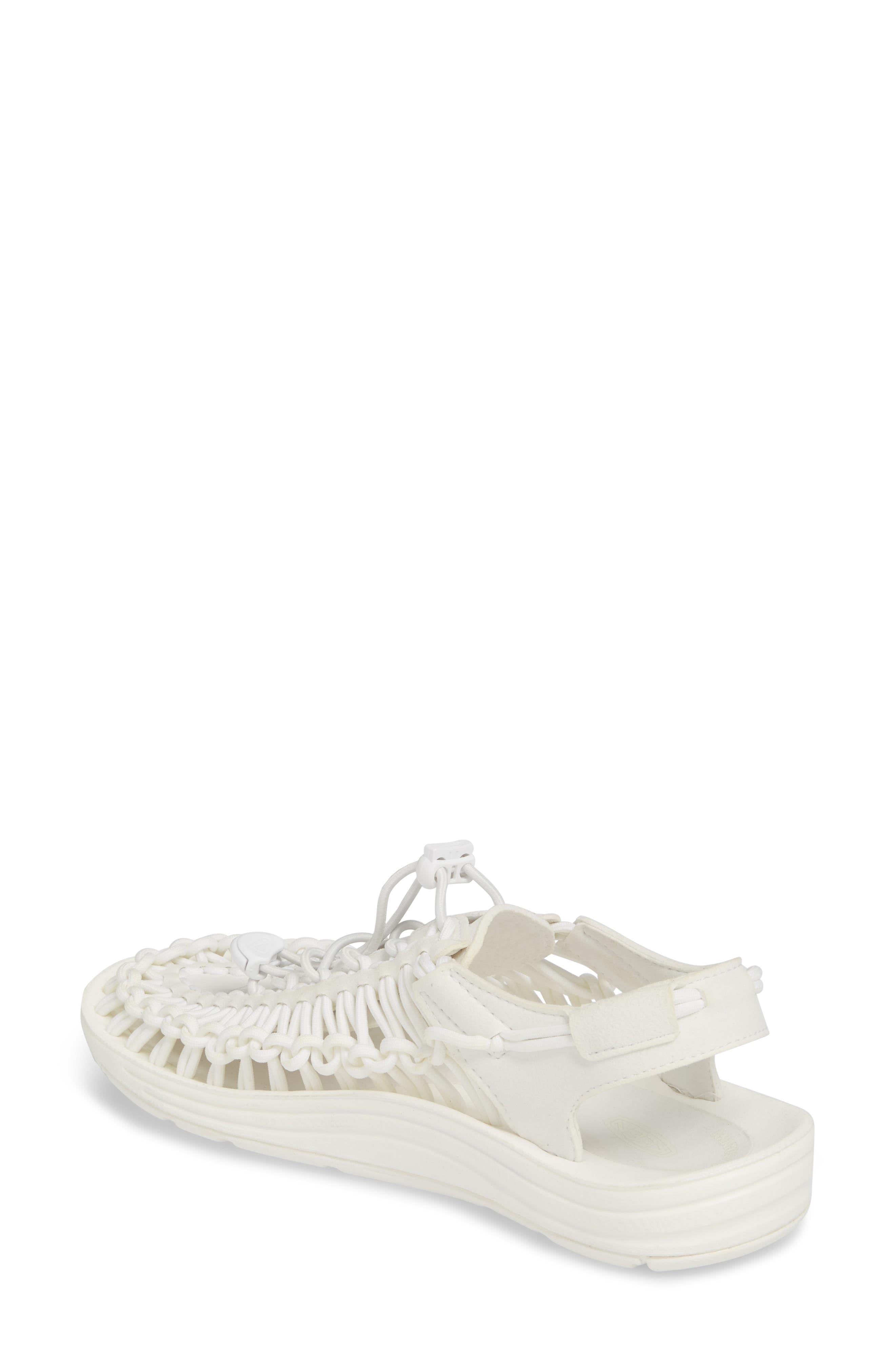 'Uneek' Water Sneaker,                             Alternate thumbnail 2, color,                             Star White