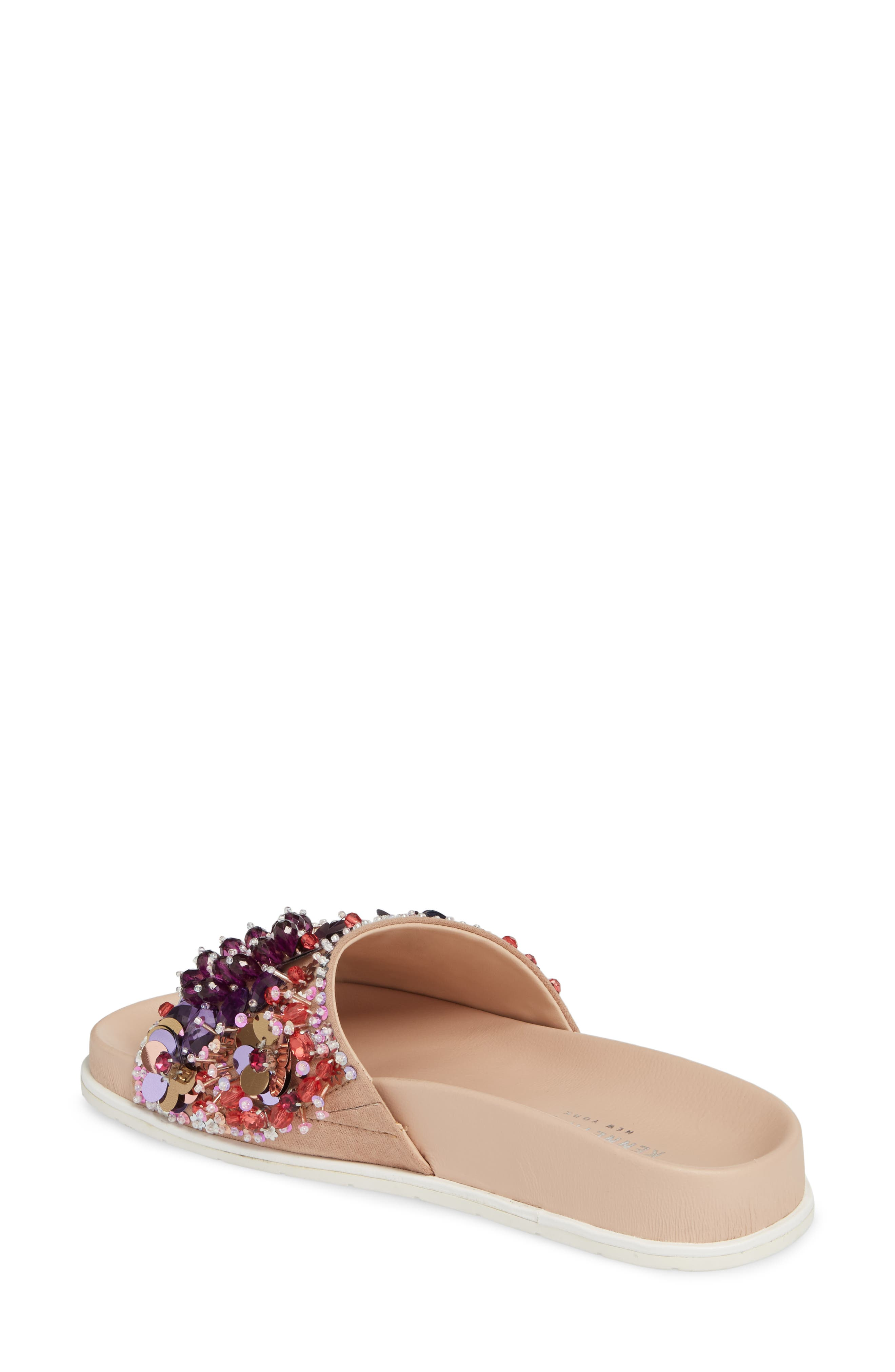 Alternate Image 2  - Kenneth Cole New York Xenia Sequin Embellished Sandal (Women)