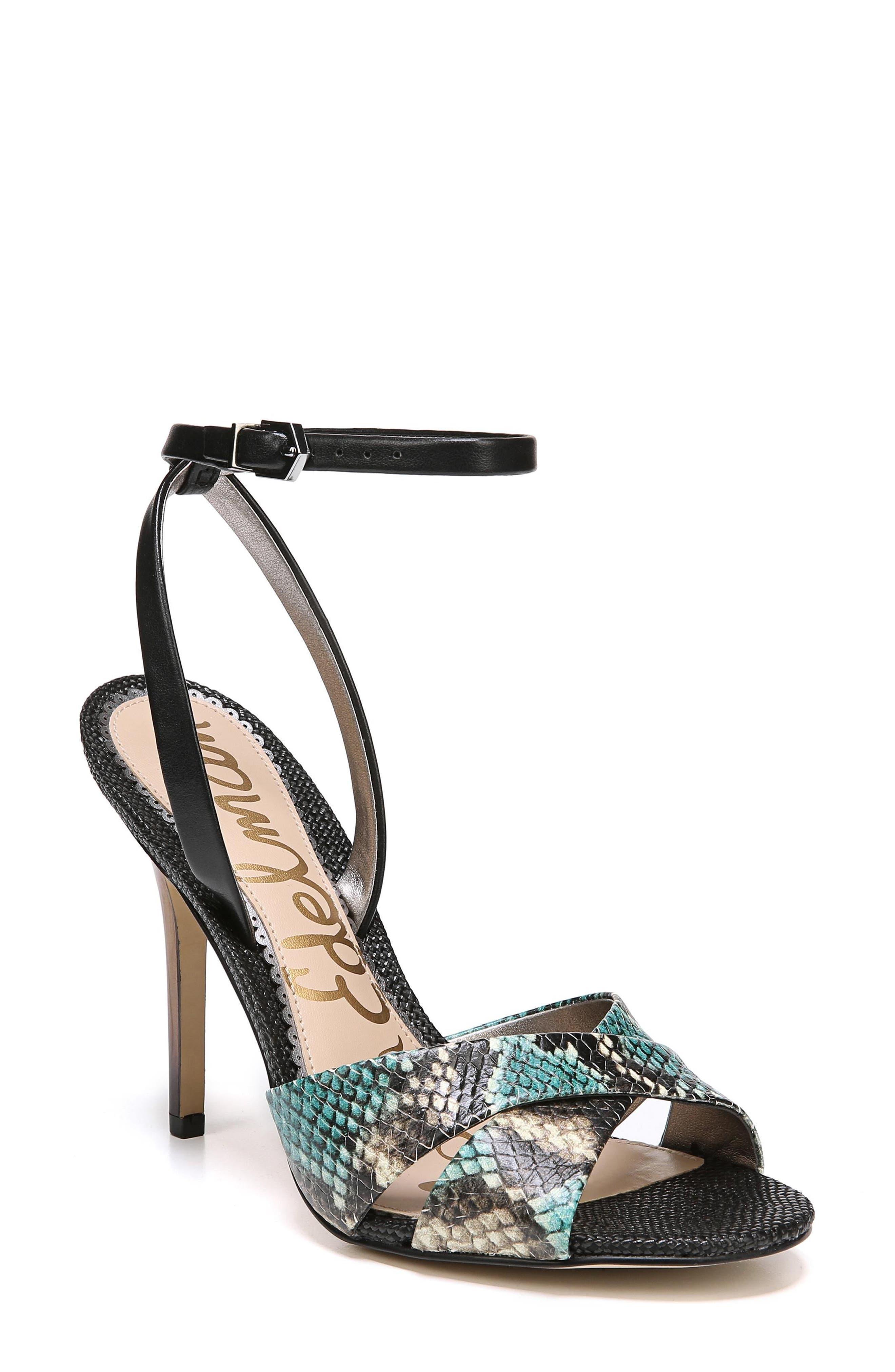 Sam Edelman Aly Ankle Strap Sandal (Women)