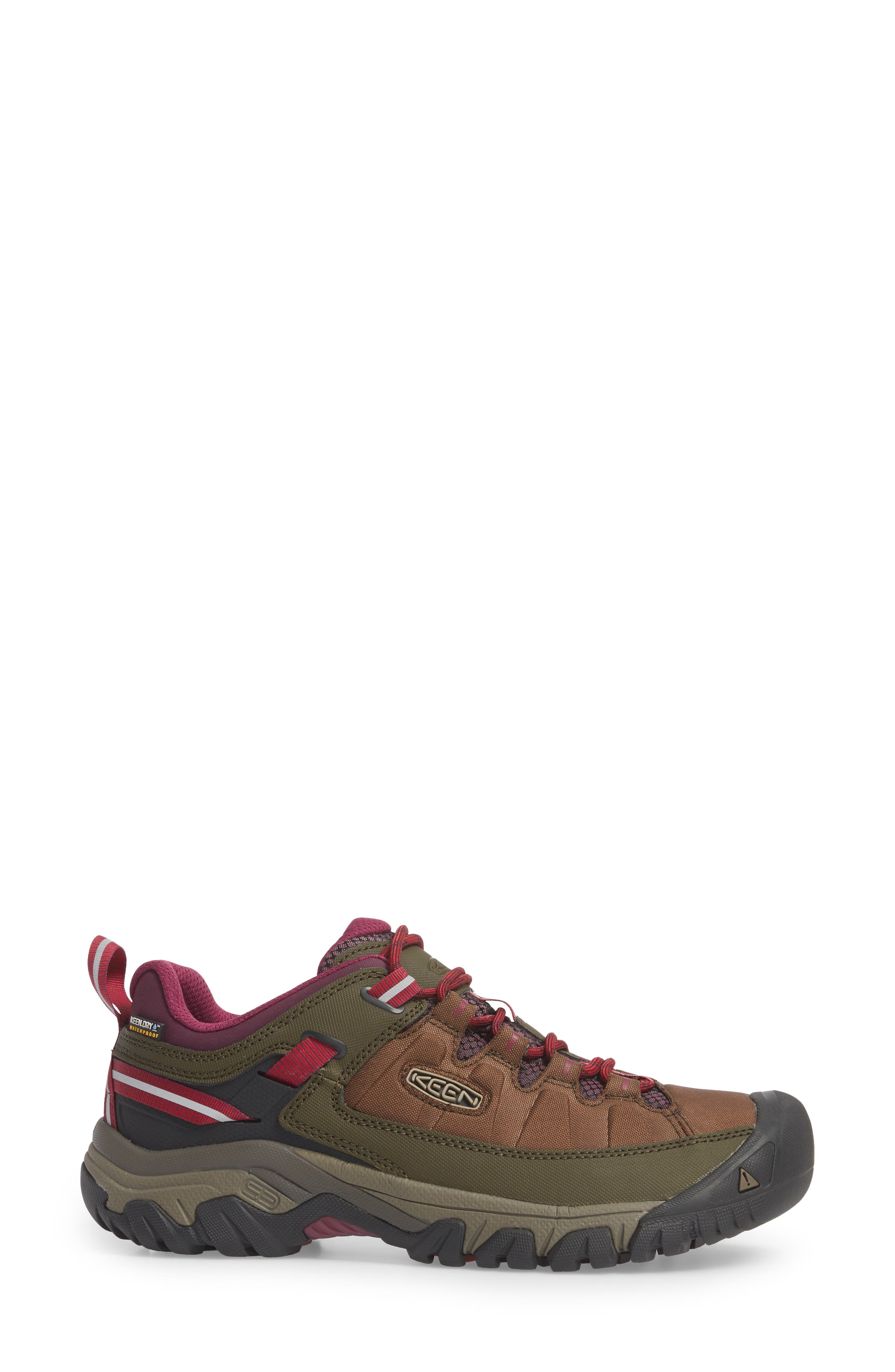 Alternate Image 3  - Keen Targhee EXP Waterproof Hiking Shoe (Women)
