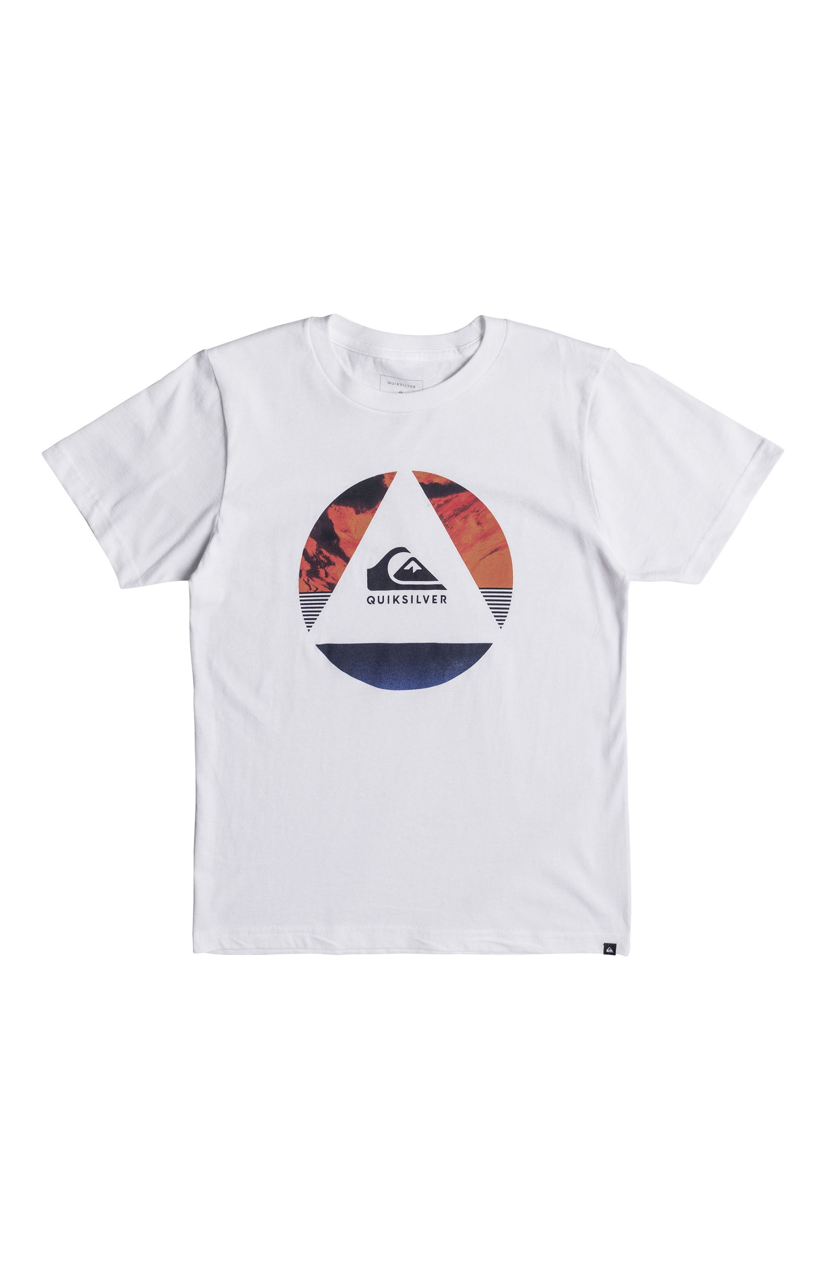 Quiksilver Fluid Turns Graphic T-Shirt (Big Boys)