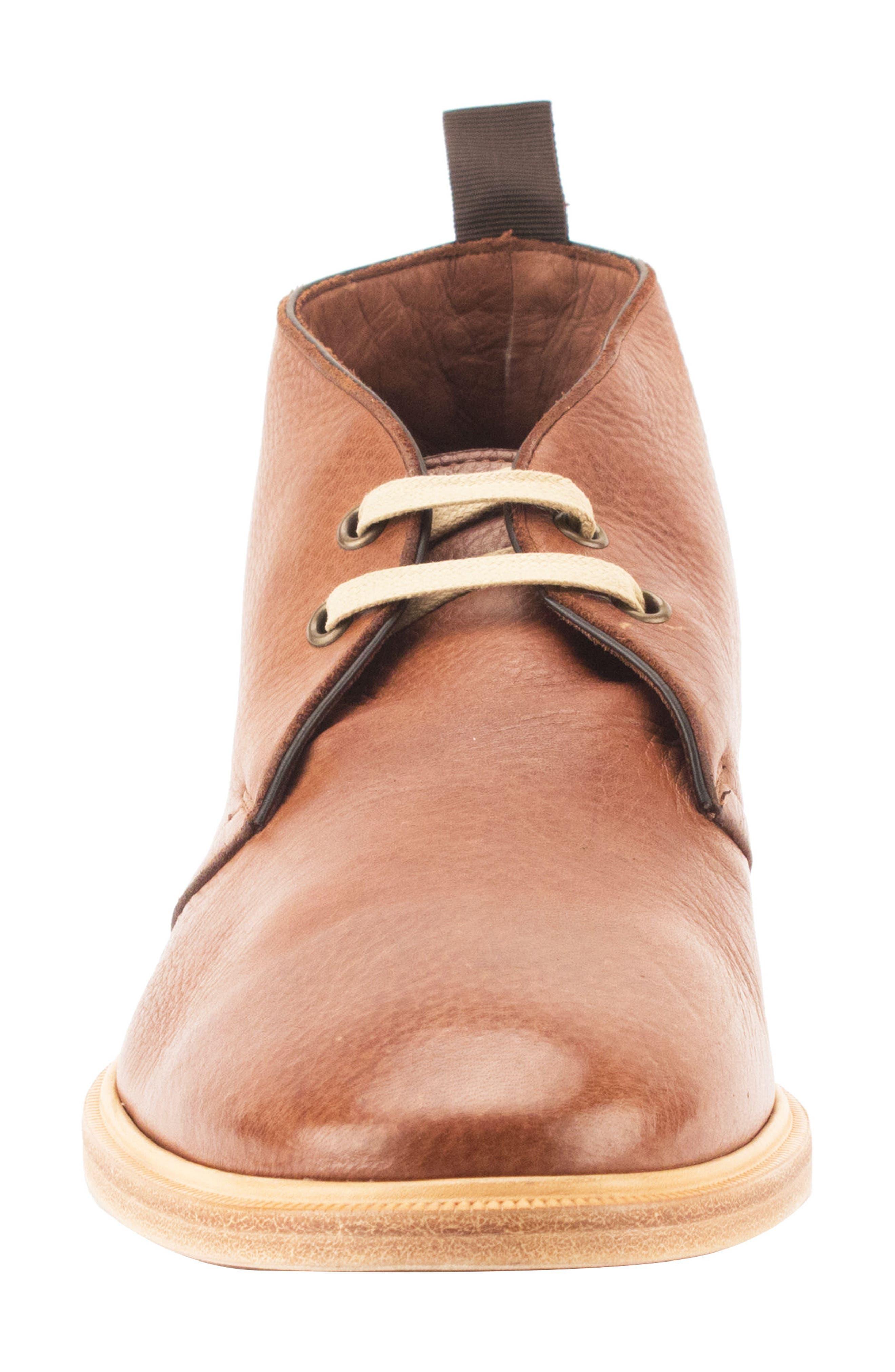 Alternate Image 4  - Gordon Rush Luke Chukka Boot (Men)