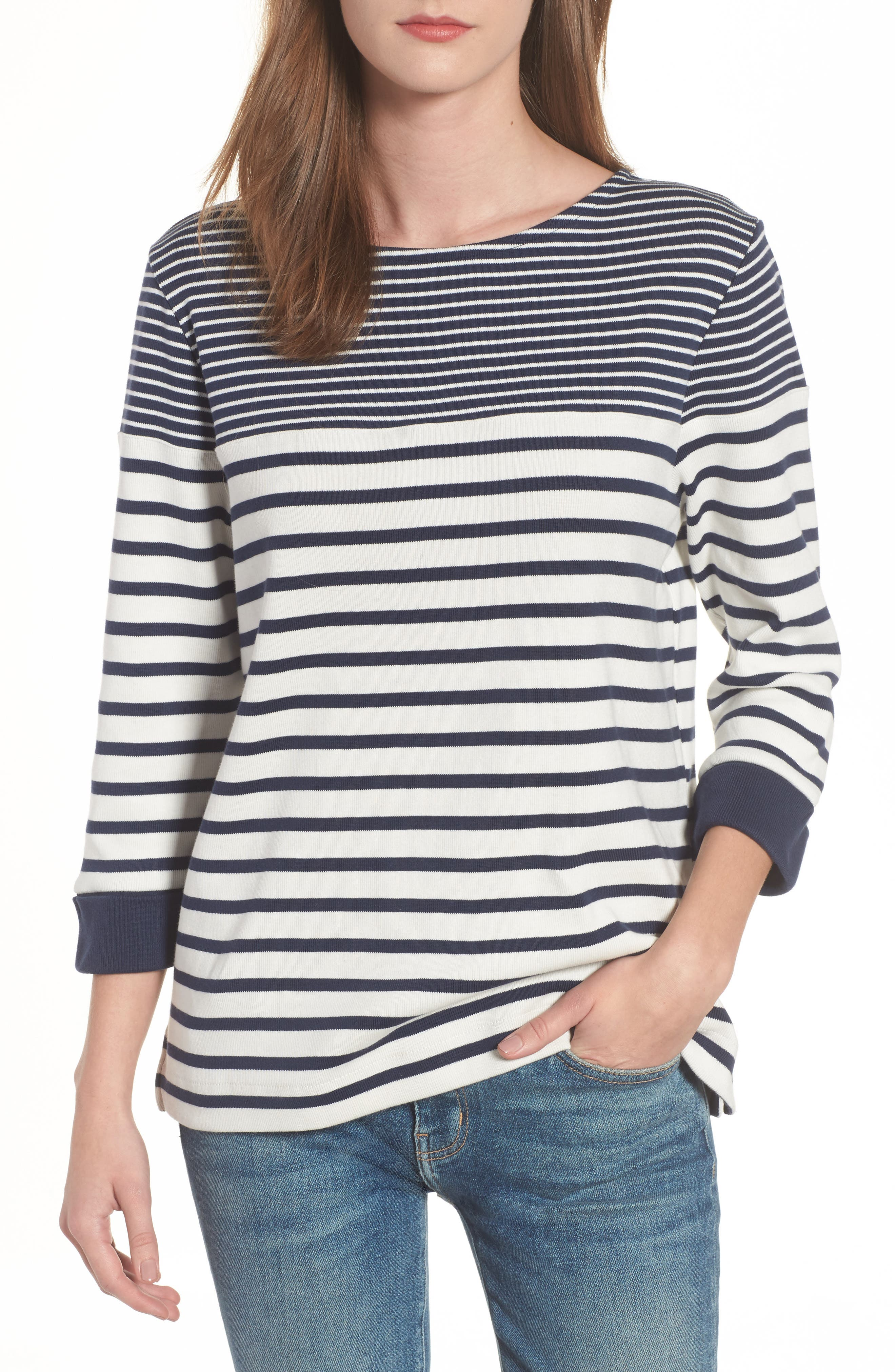 Barbour Fins Sweater