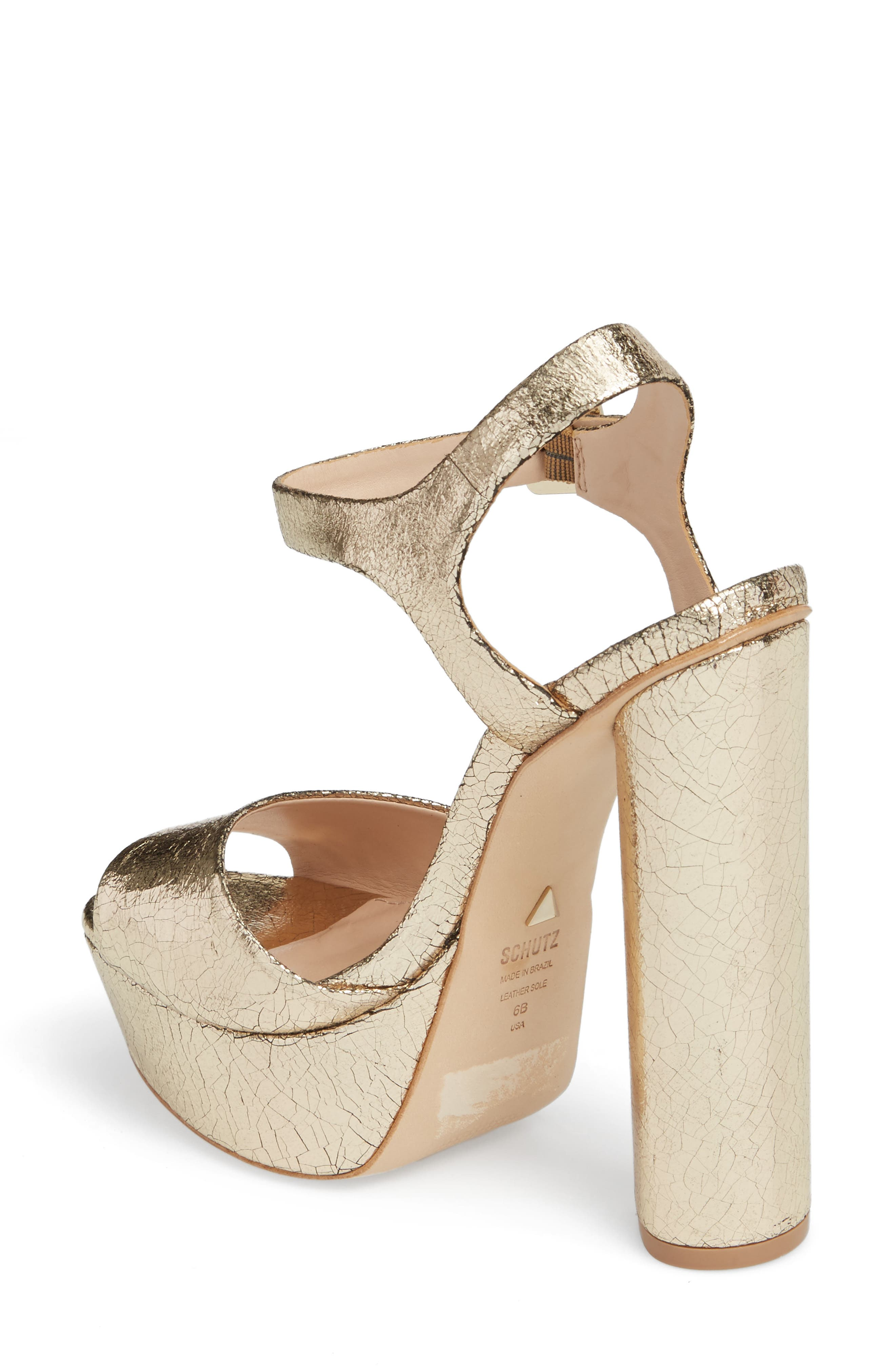 Alternate Image 2  - Schutz Jane Platform Sandal (Women)