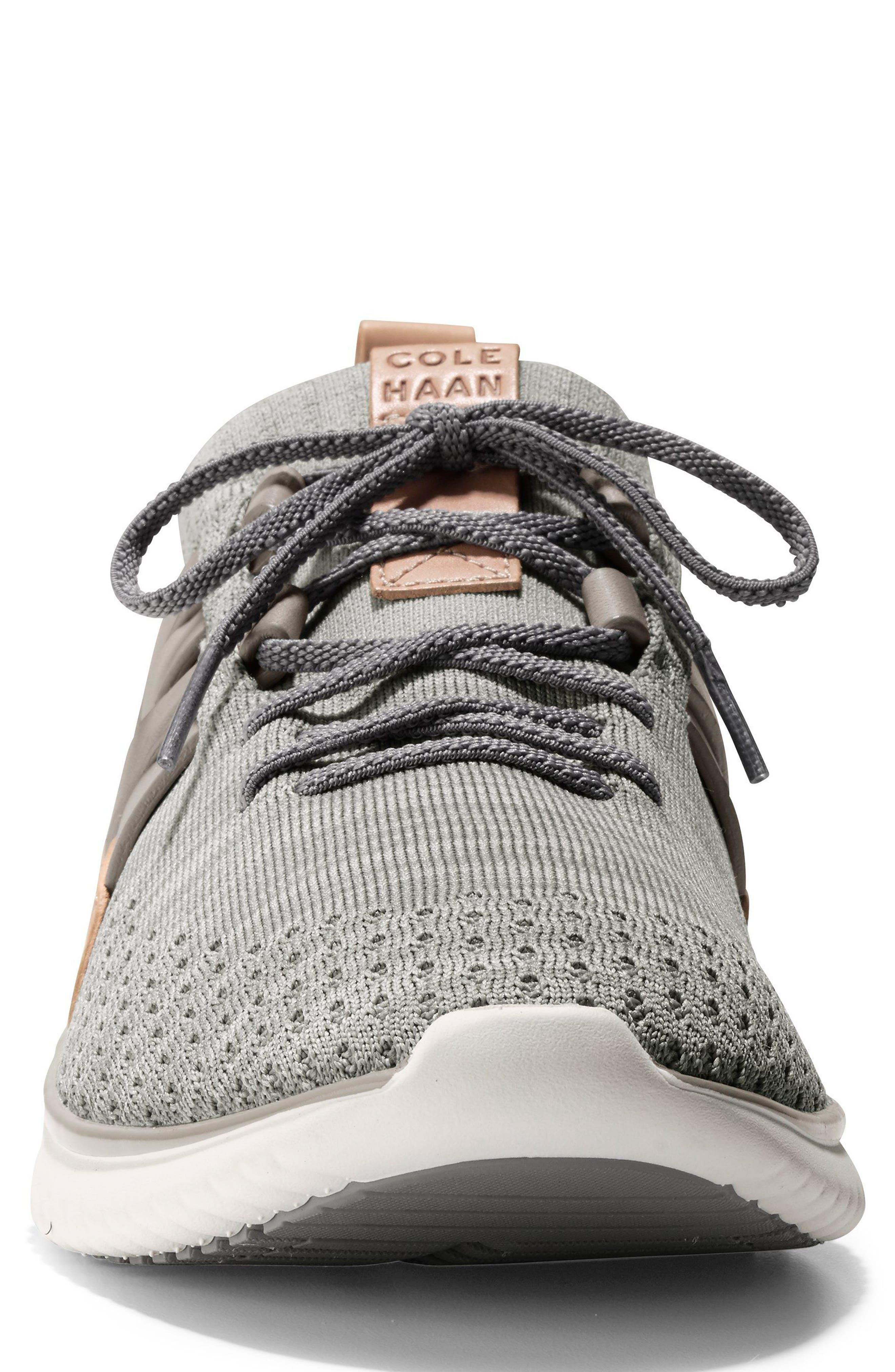Grand Motion Sneaker,                             Alternate thumbnail 4, color,                             Rockridge/ Ivory