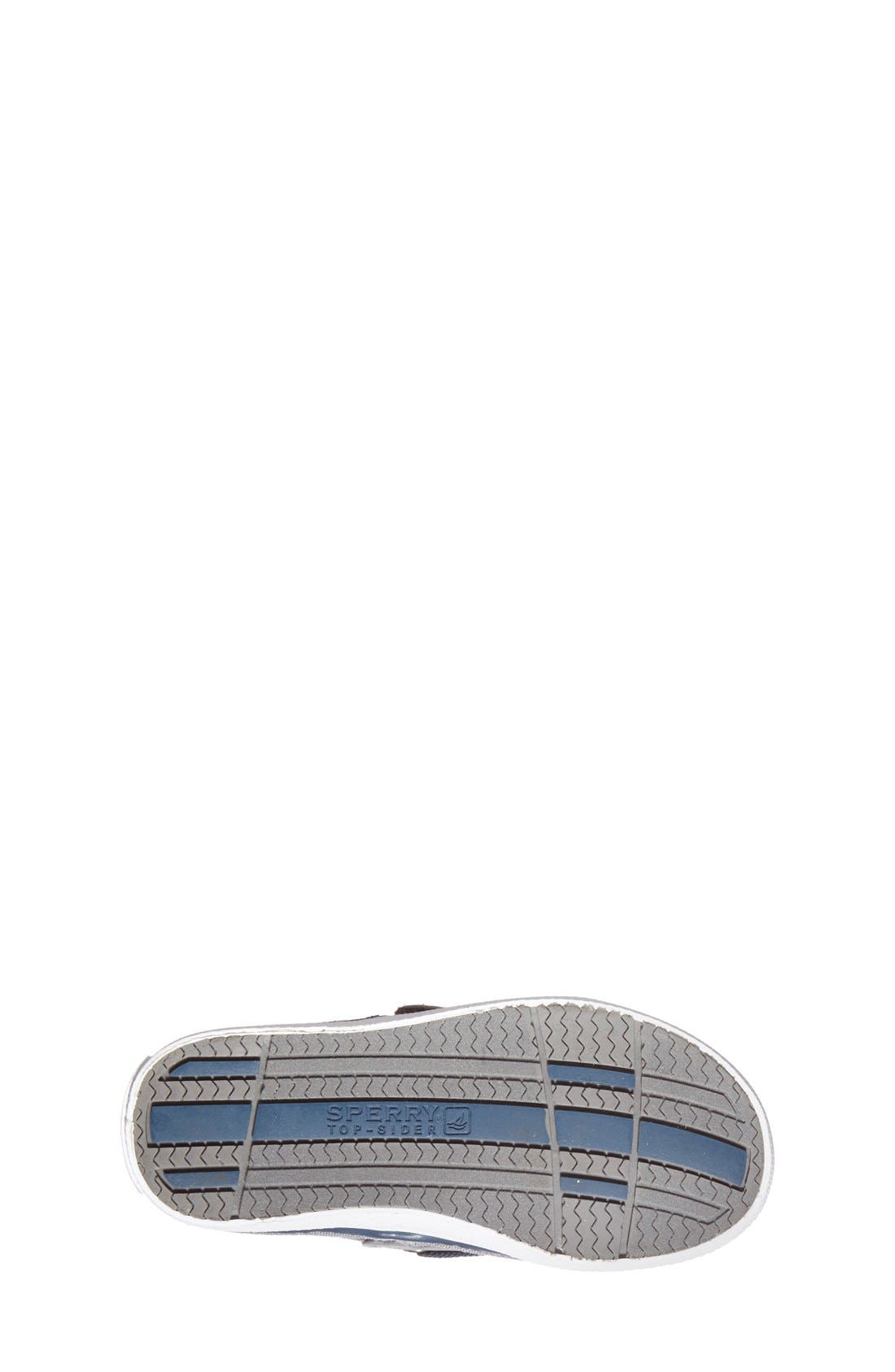 Alternate Image 4  - Sperry Kids 'Cruz Jr.' Slip-On Boat Shoe (Walker & Toddler)